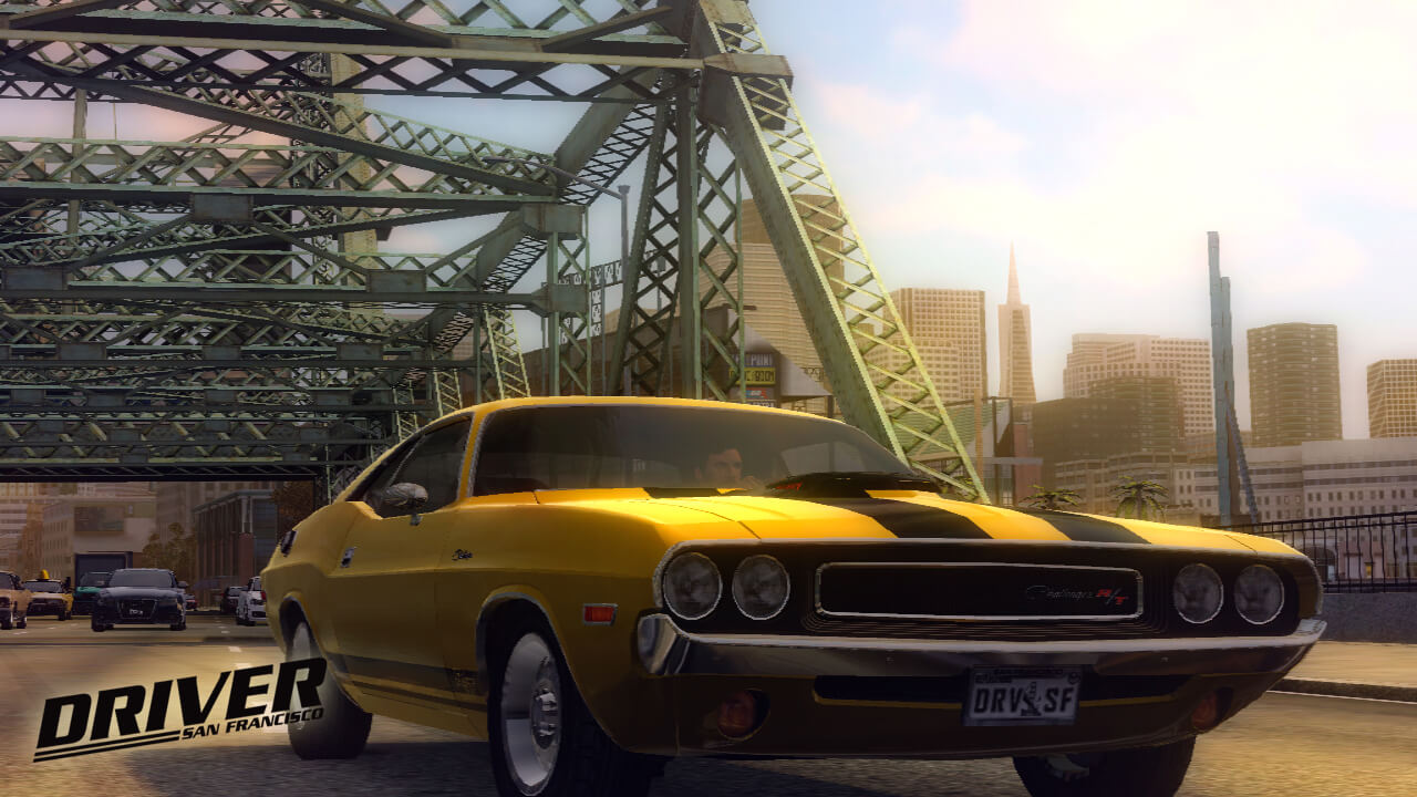 Driver San Francisco Video Game Guide Car List Video Games