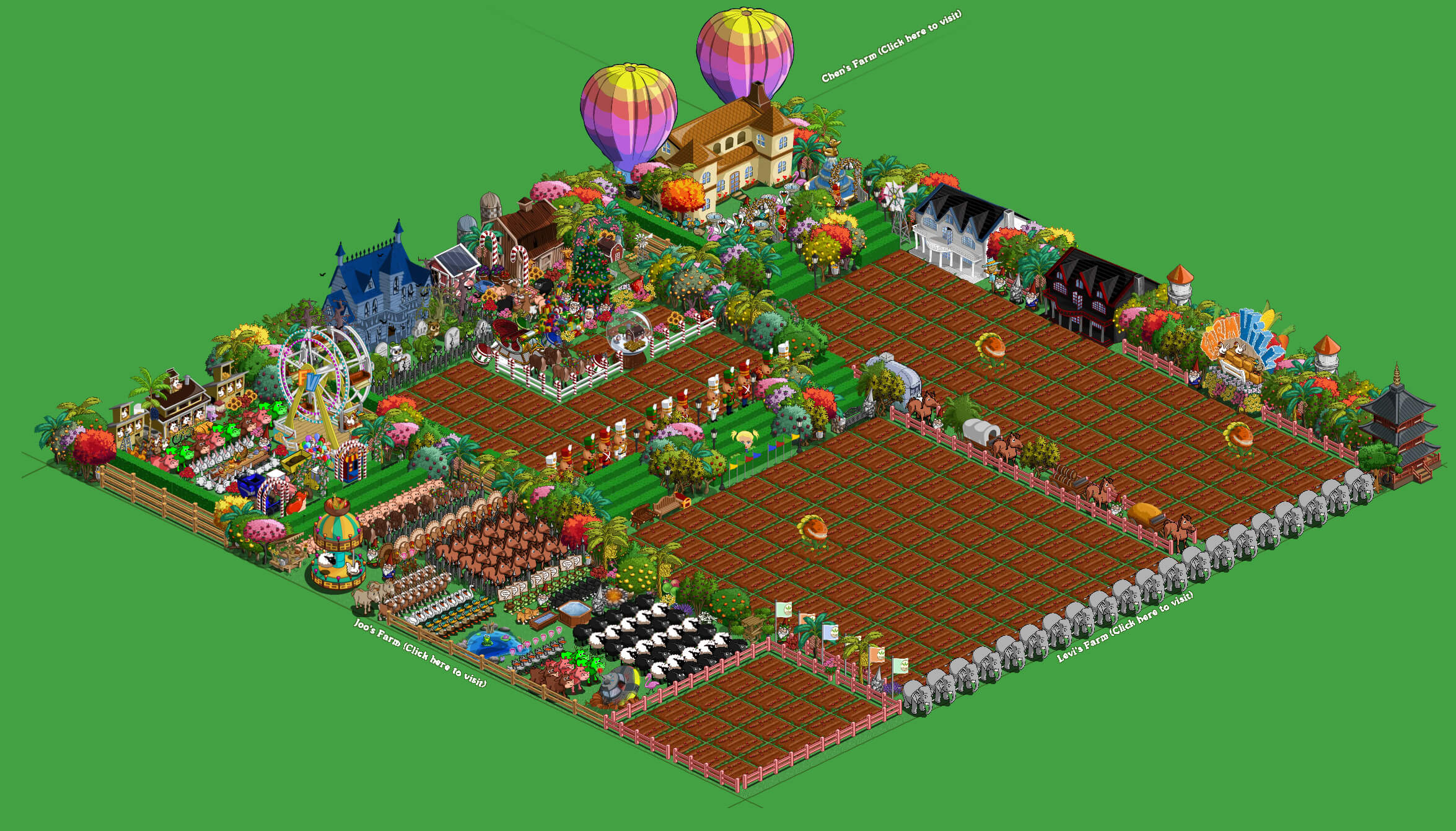 Facebook FarmVille Cheats Tips and Tricks