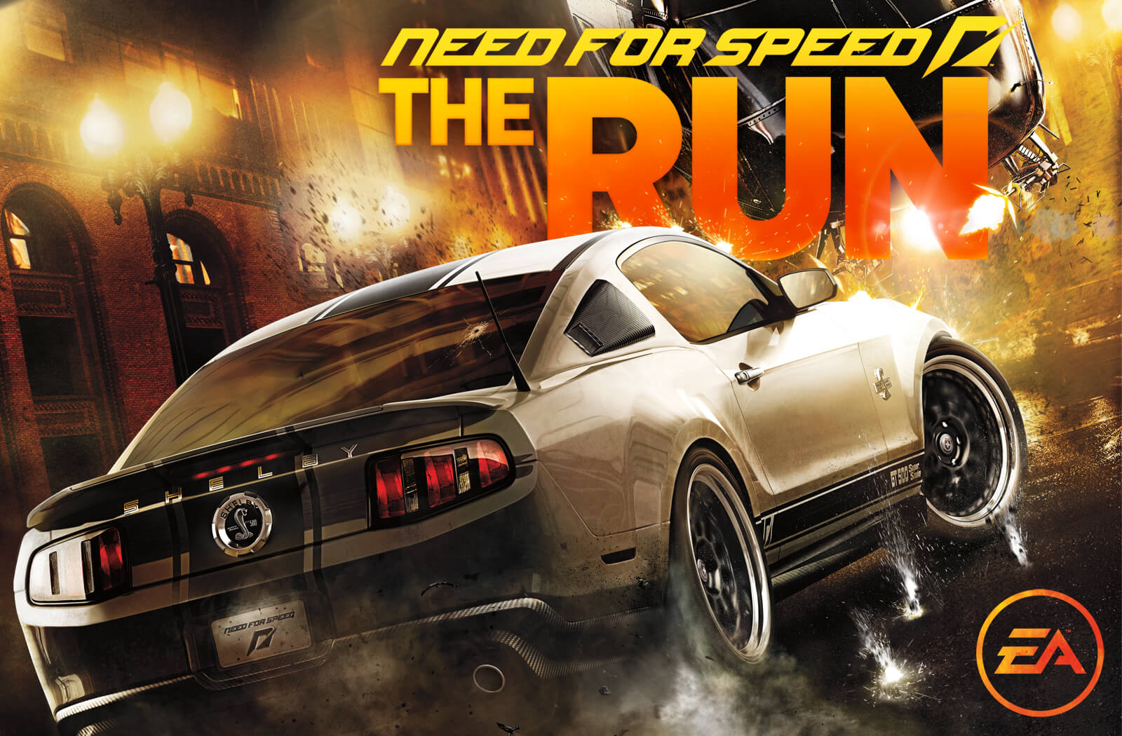 Need for Speed The Run Guides