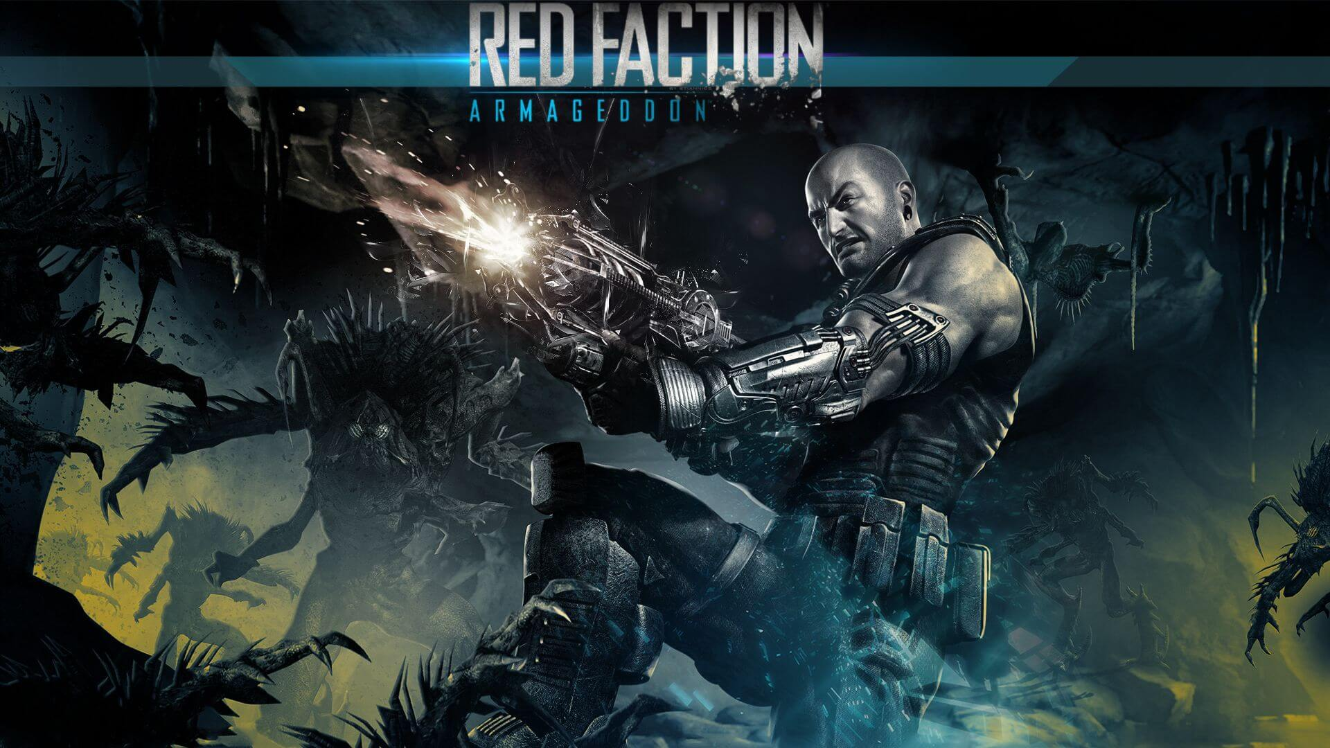 Red Faction: Armageddon Walkthrough