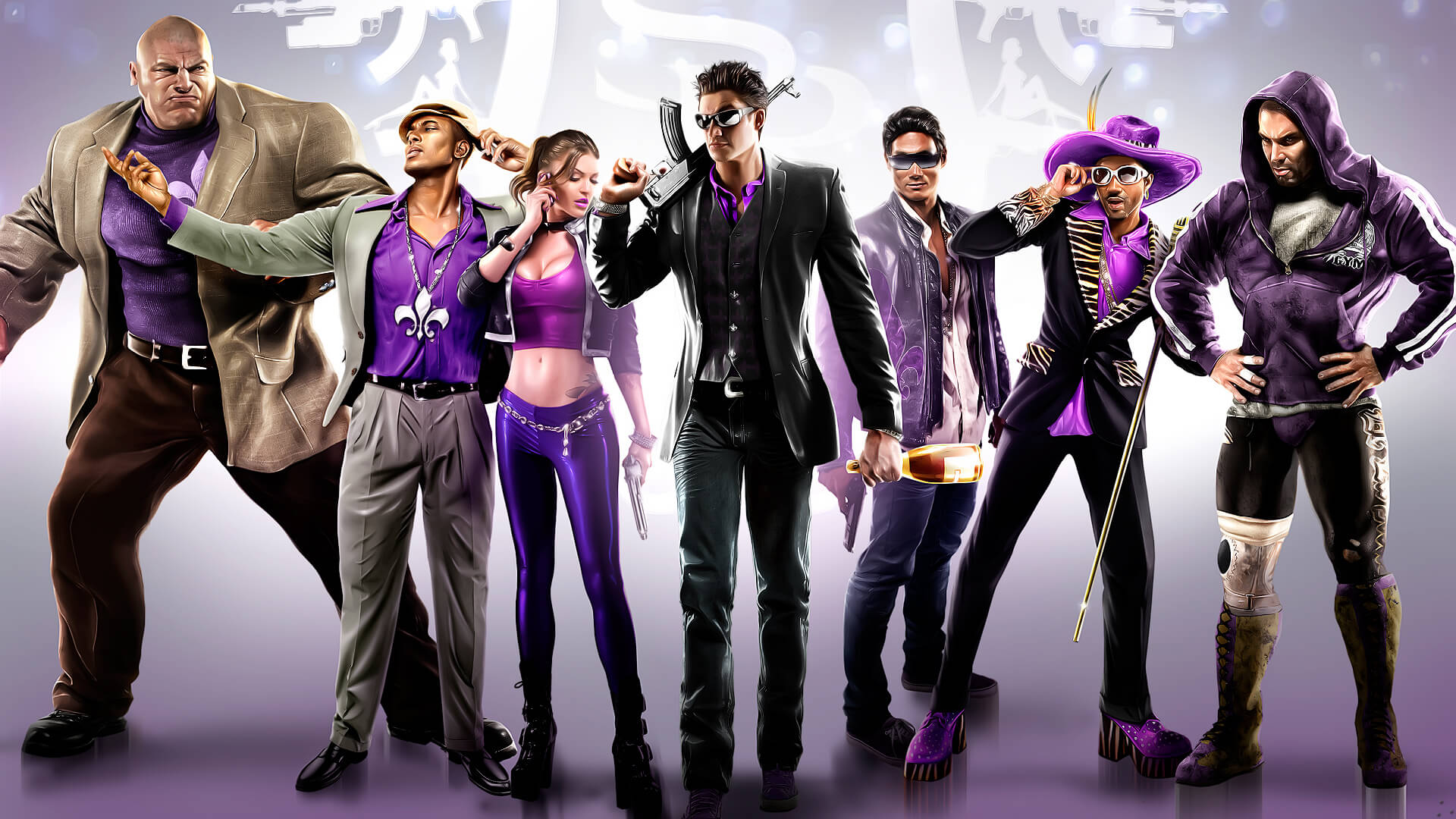 Saints Row The Third Game Guide: Complete List of ...