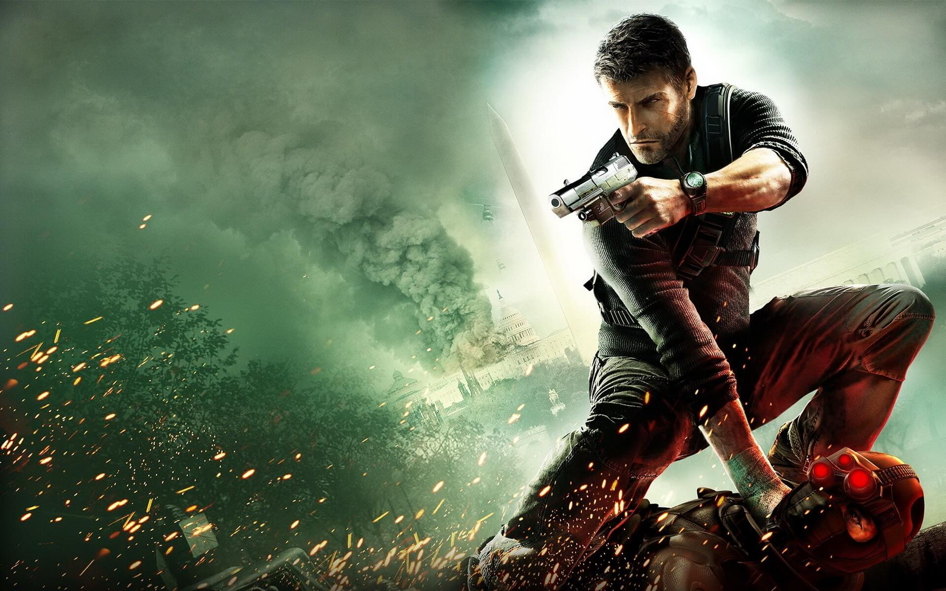 Splinter Cell: Conviction Cheats and Trainers