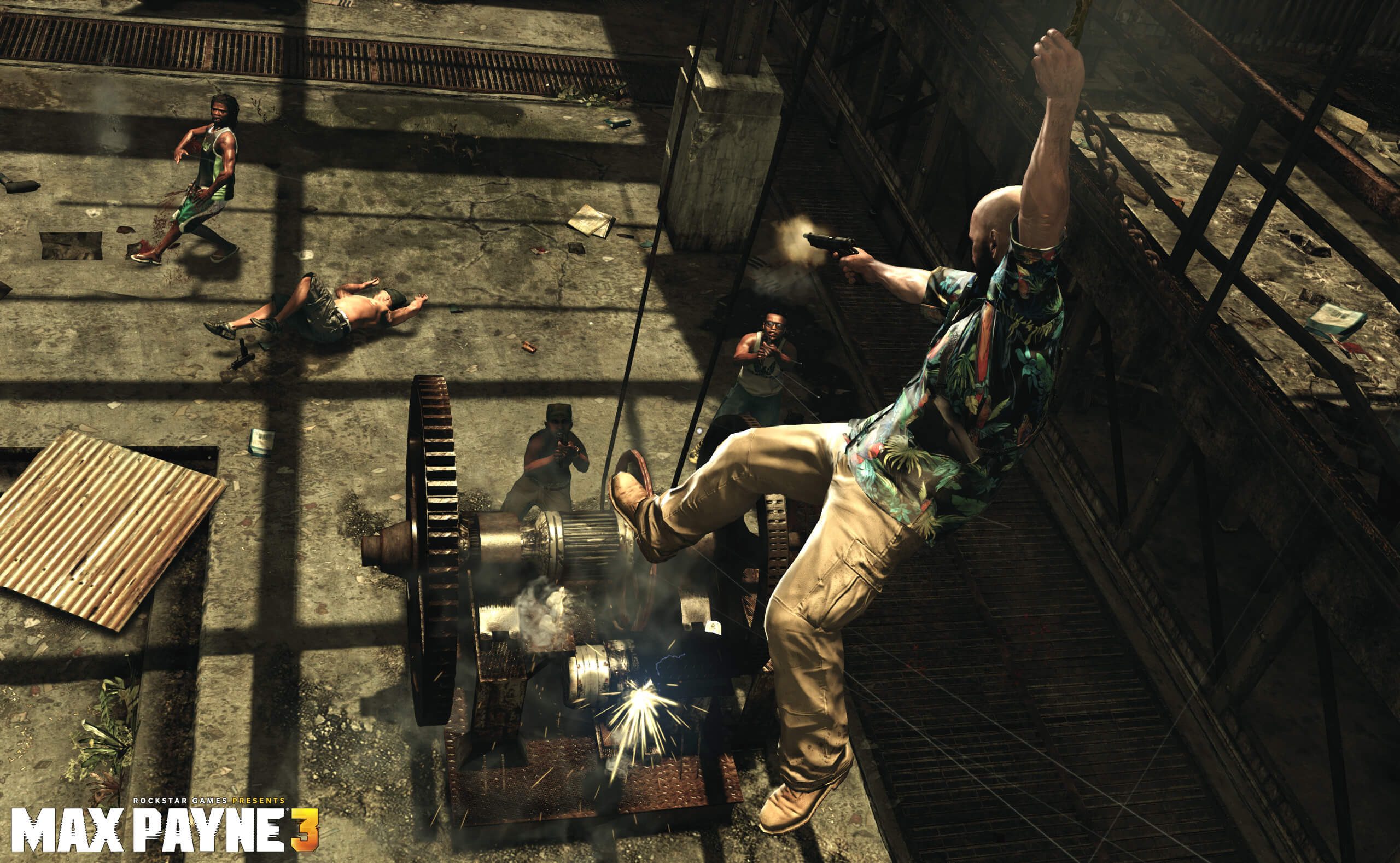 Max Payne 3 Collectables Guide