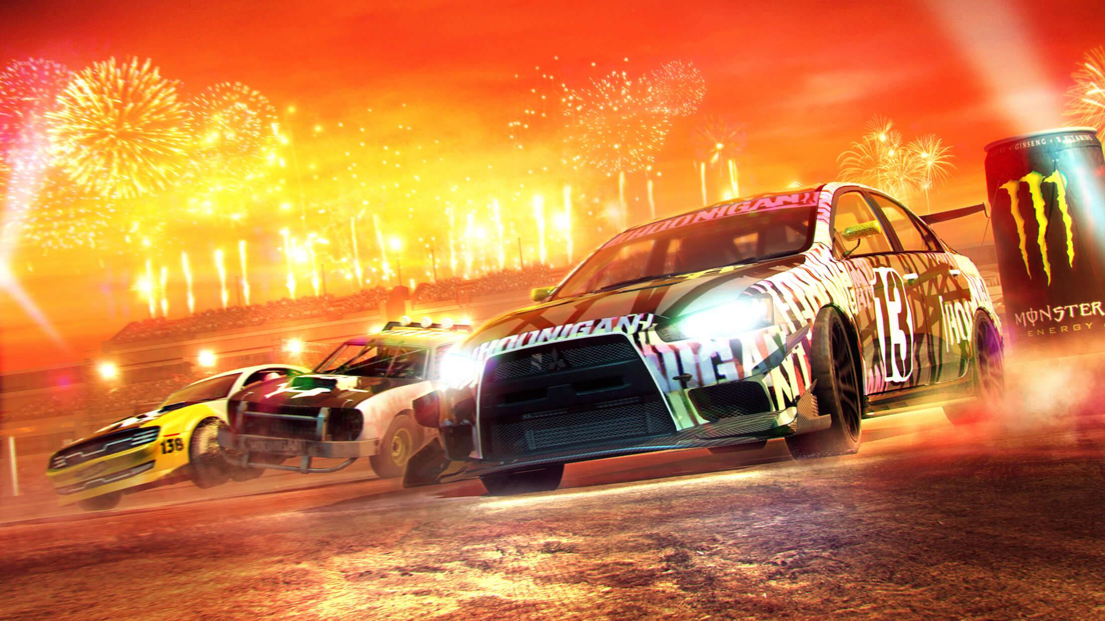 DiRT Showdown Cars List