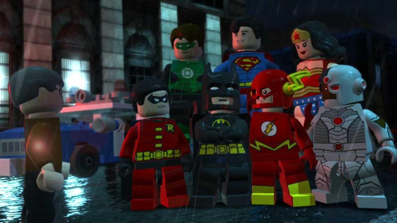 Lego Batman 2: DC Super Heroes Cheats and Unlockers - VGFAQ