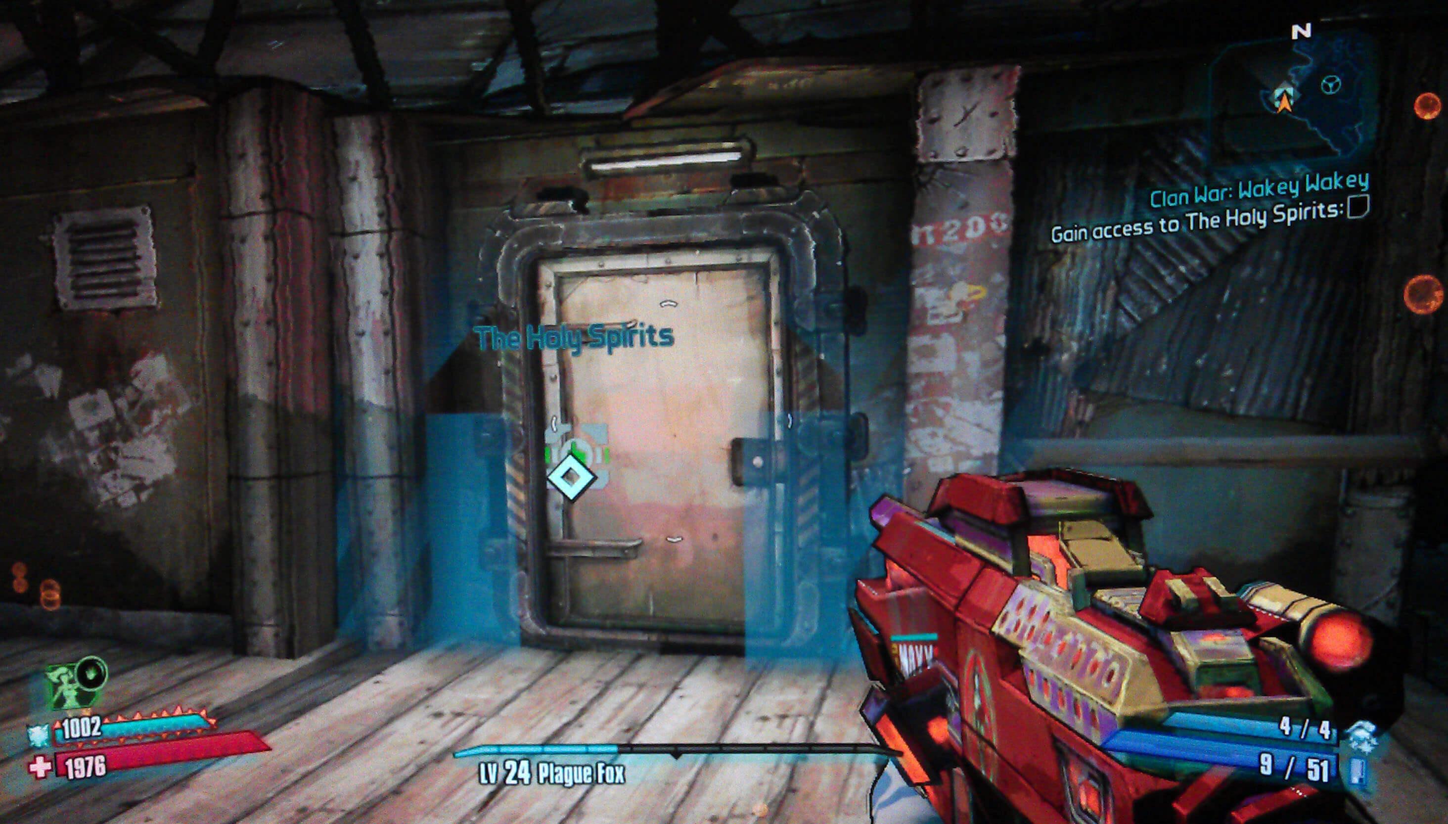 Borderlands 2 Clan War: Wakey Wakey Walkthrough - Video Games, Wikis