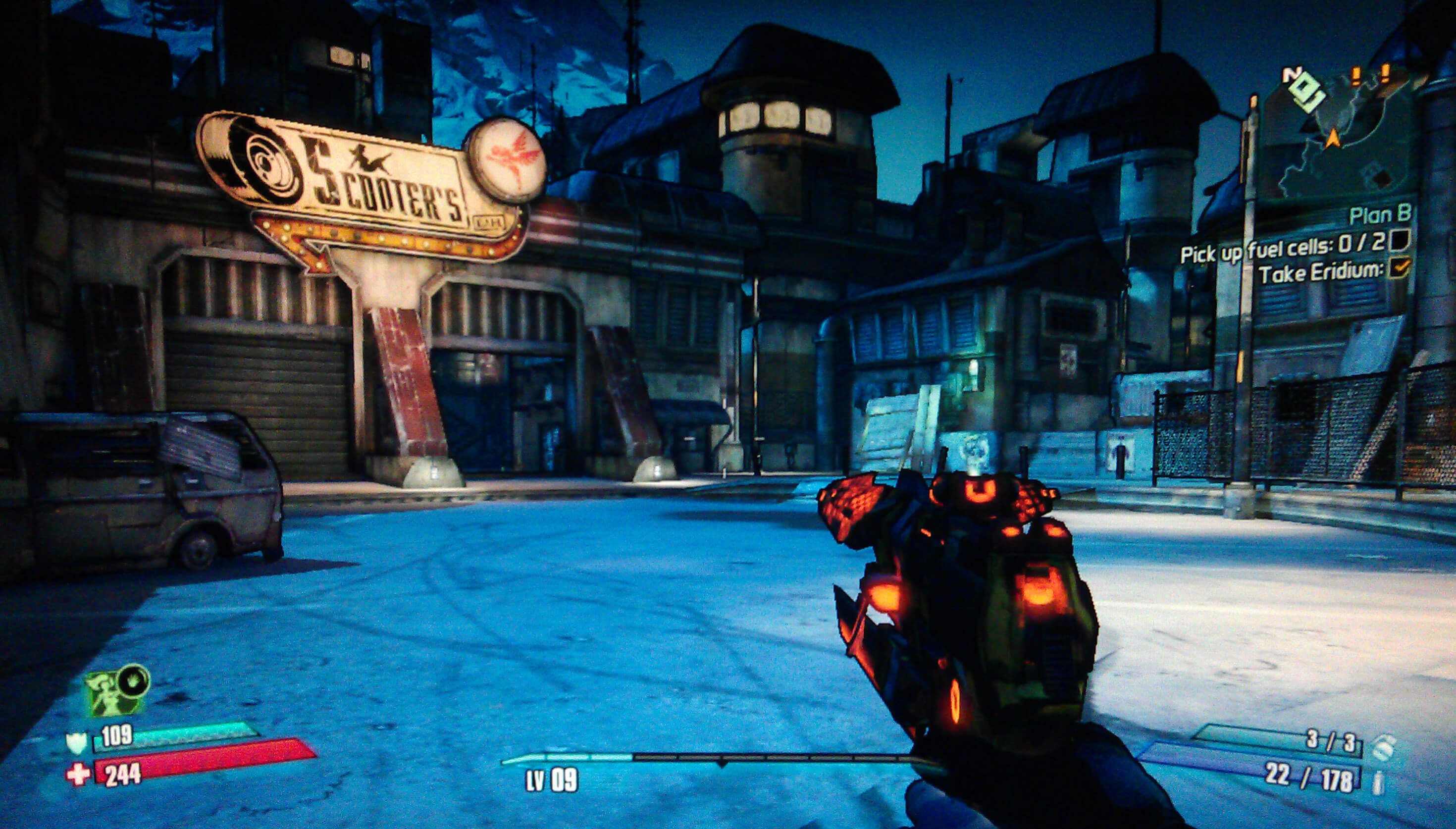 Borderlands 2 Plan B Walkthrough - VGFAQ Borderlands 2 Walkthrough