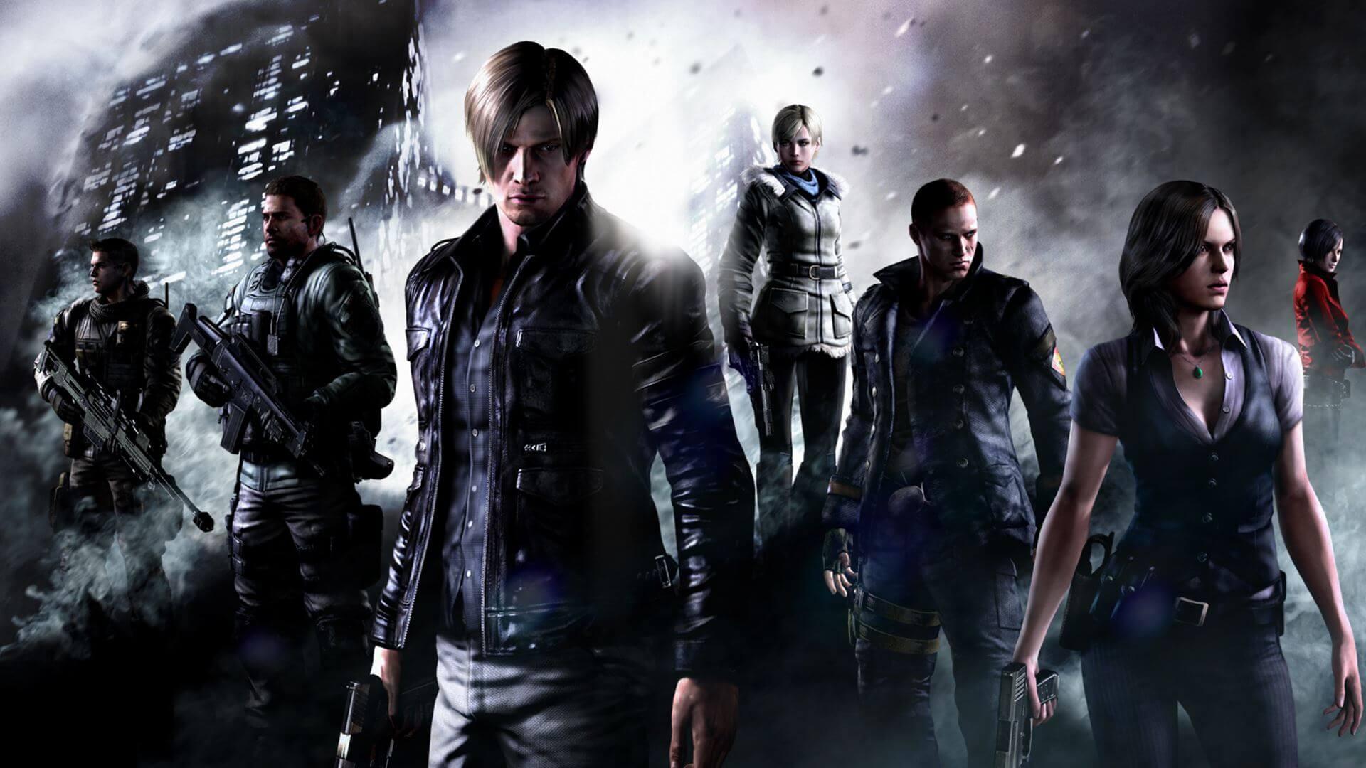 Resident Evil 6 Chapter 3 Serpent Emblems Chris Campaign Video