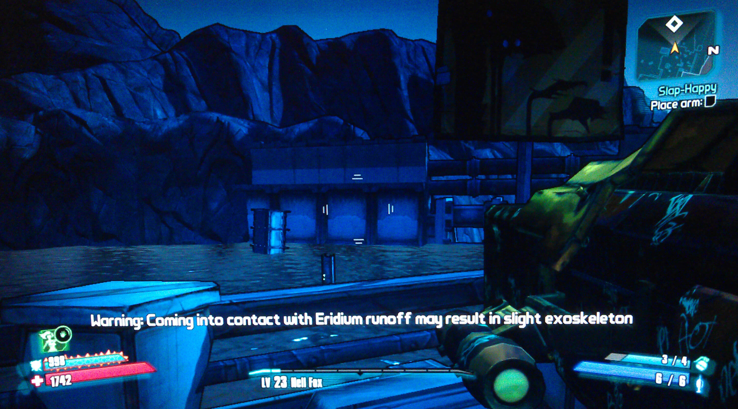 Borderlands 2 Slap-Happy Walkthrough