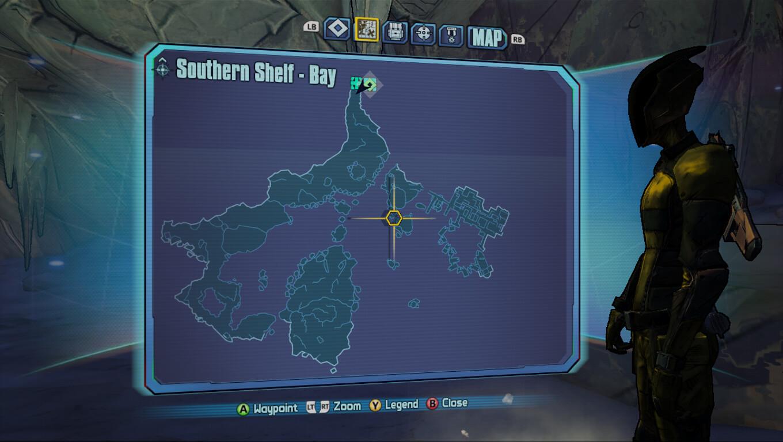 Borderlands 2 Southern Shelf Bay Walkthrough