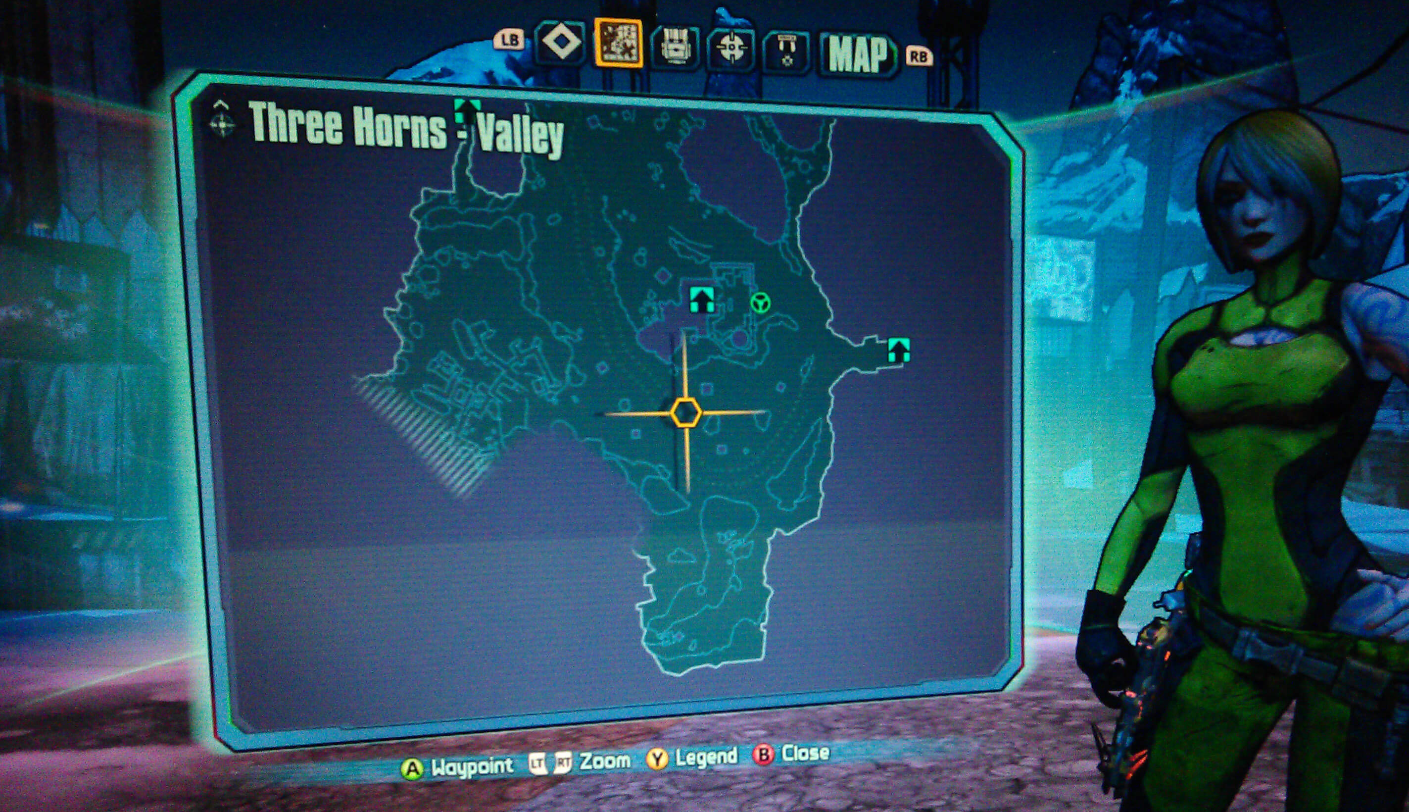 Borderlands 2 Three Horns Valley Walkthrough