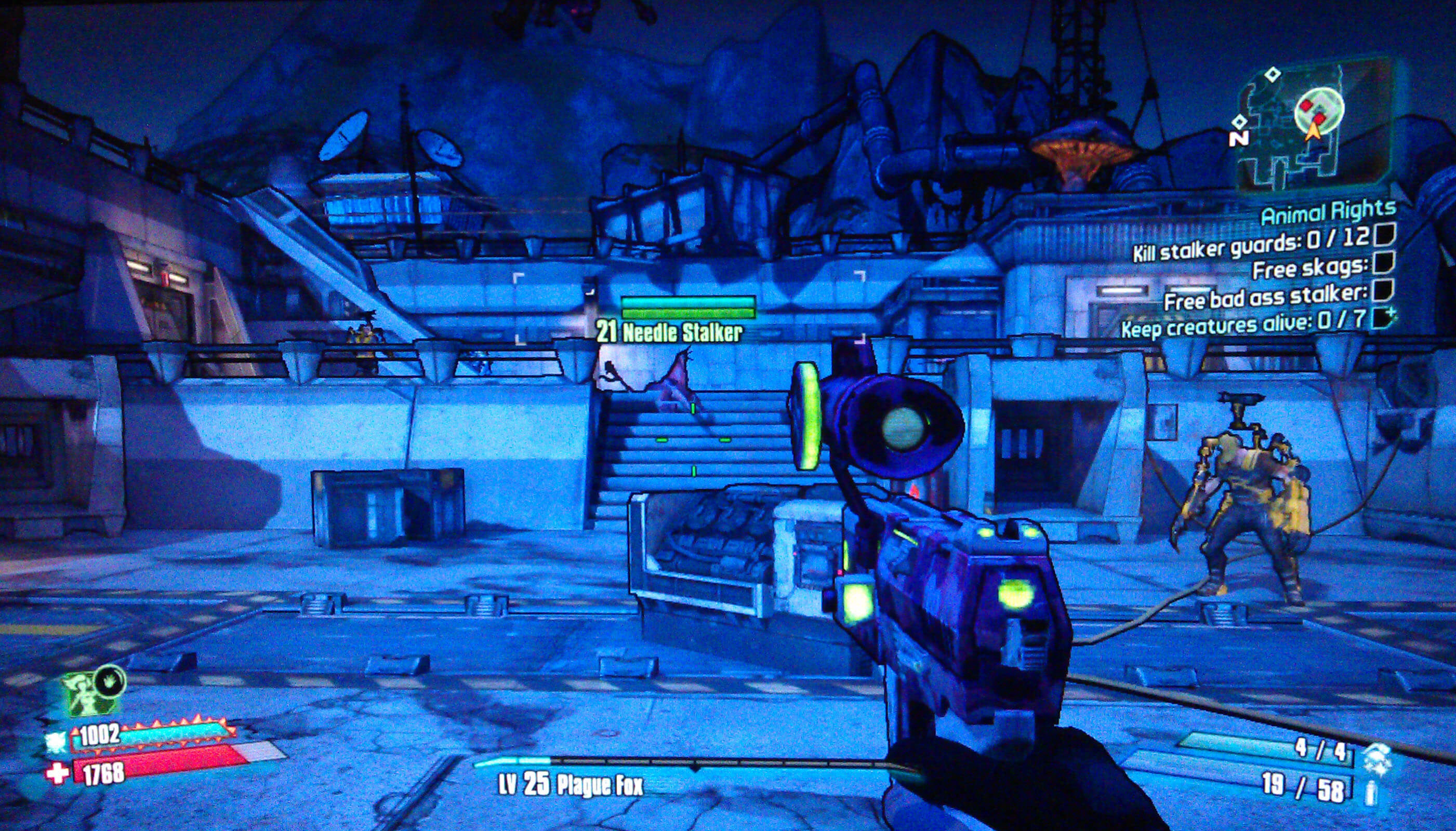 Borderlands 2 Animal Rights Walkthrough - Video Games, Wikis, Cheats