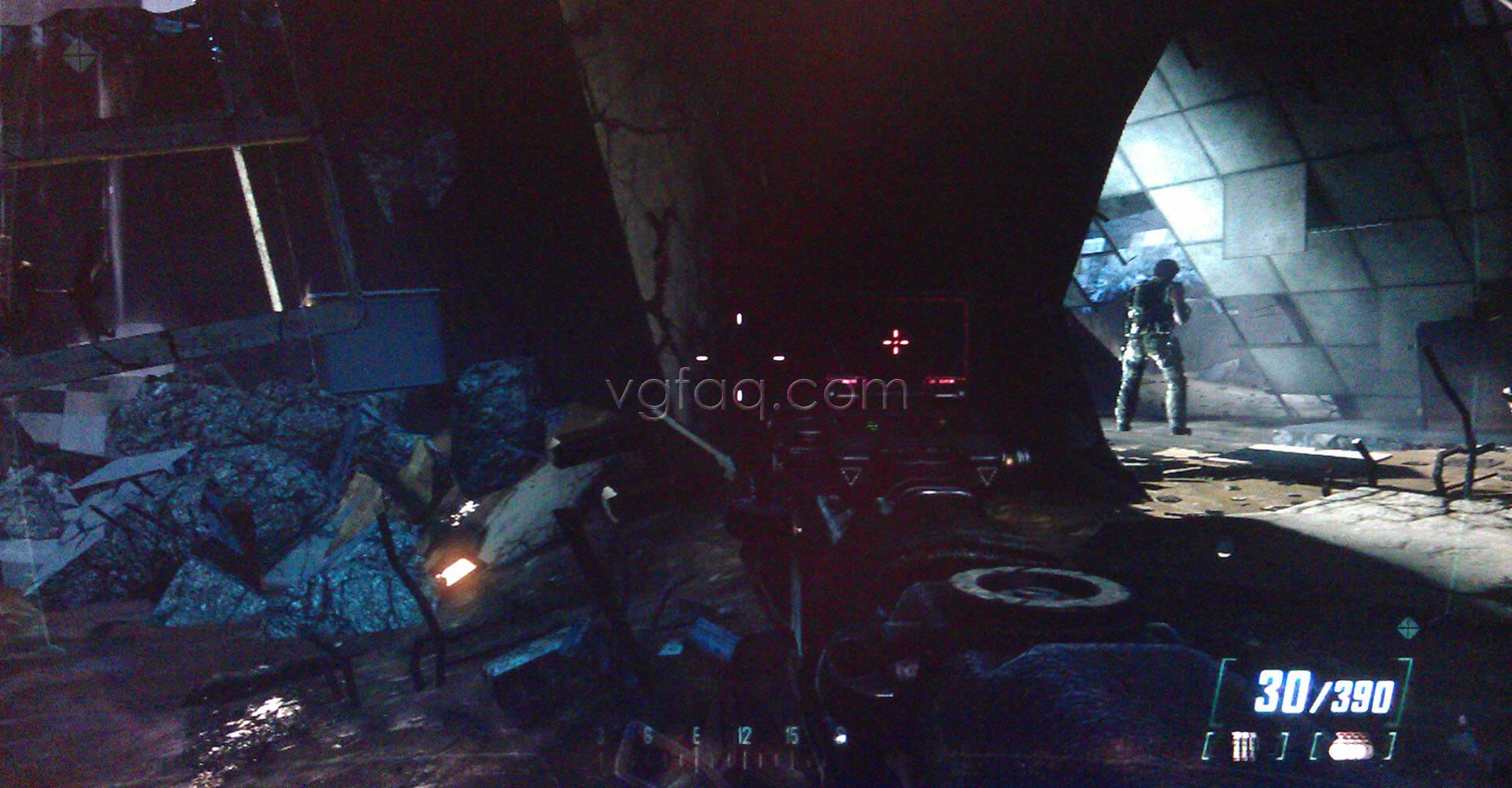 Black Ops II Fallen Angel Intel #3 Location