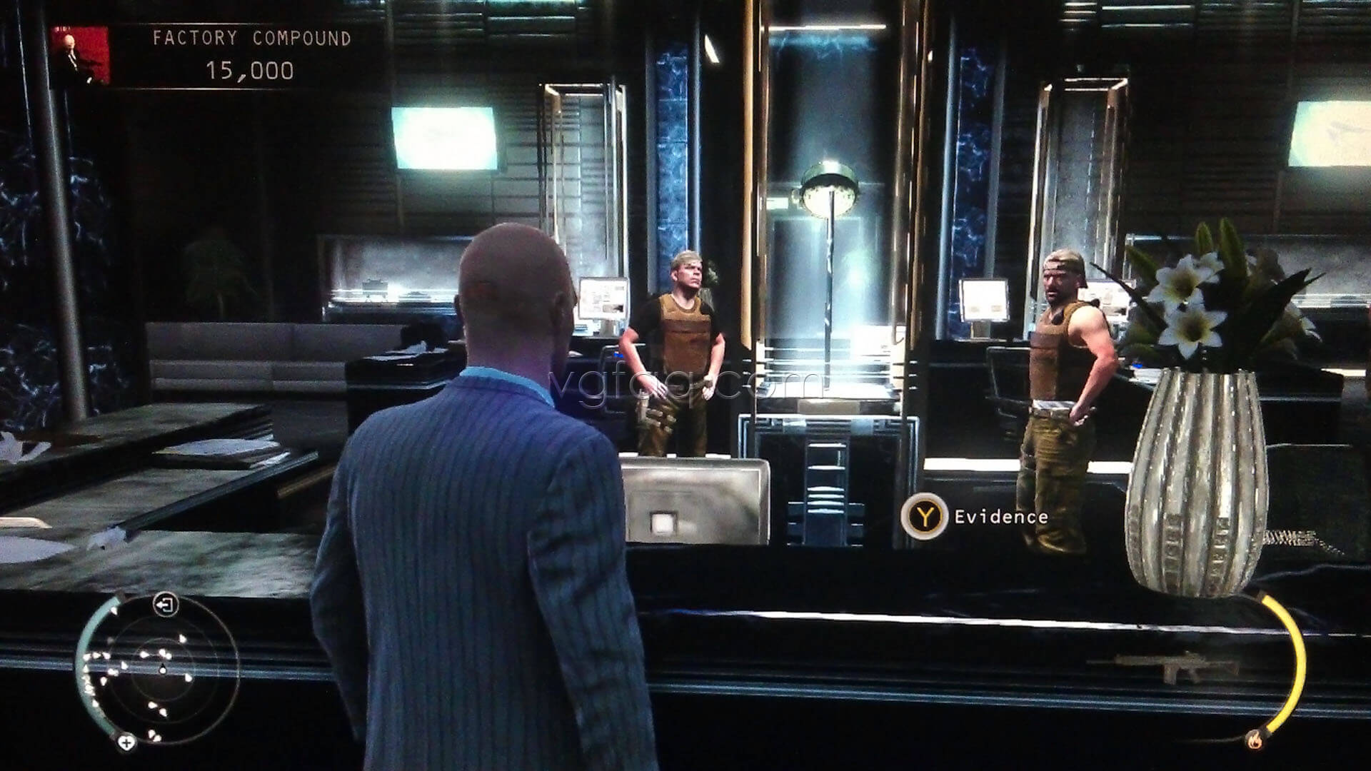 Hitman Absolution Evidence Locations Dexter Industries ... on