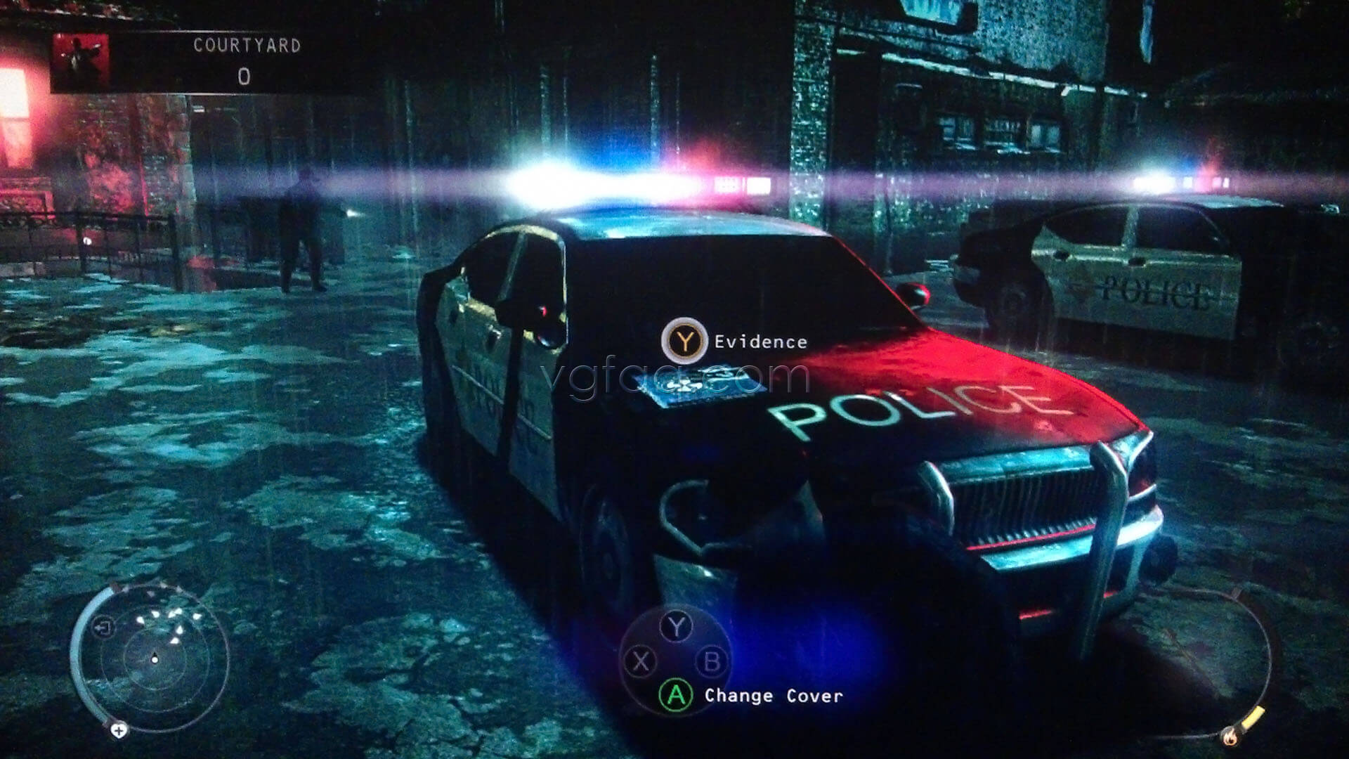 Hitman Absolution Hunter and Hunted Evidence 1 Location