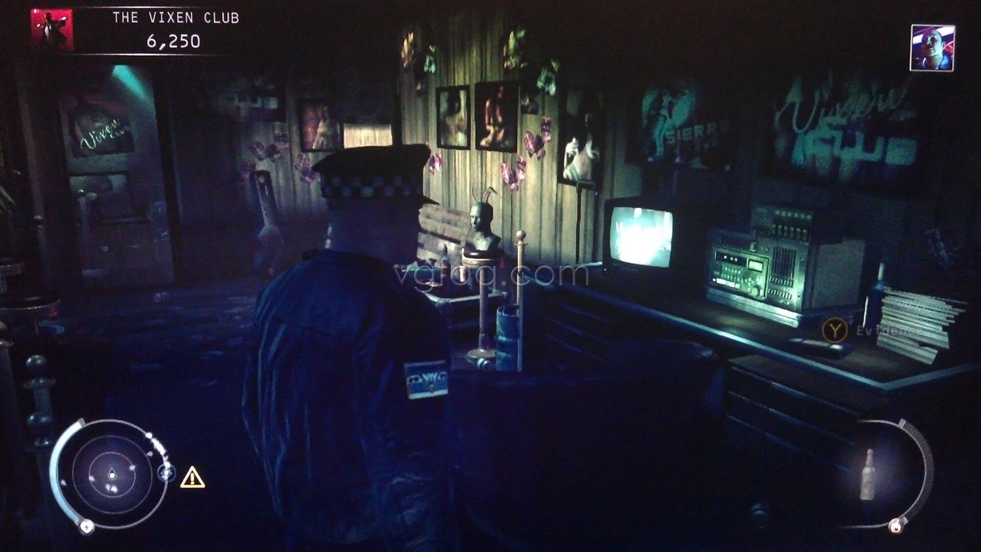 Hitman Absolution Hunter and Hunted Evidence 2 Location
