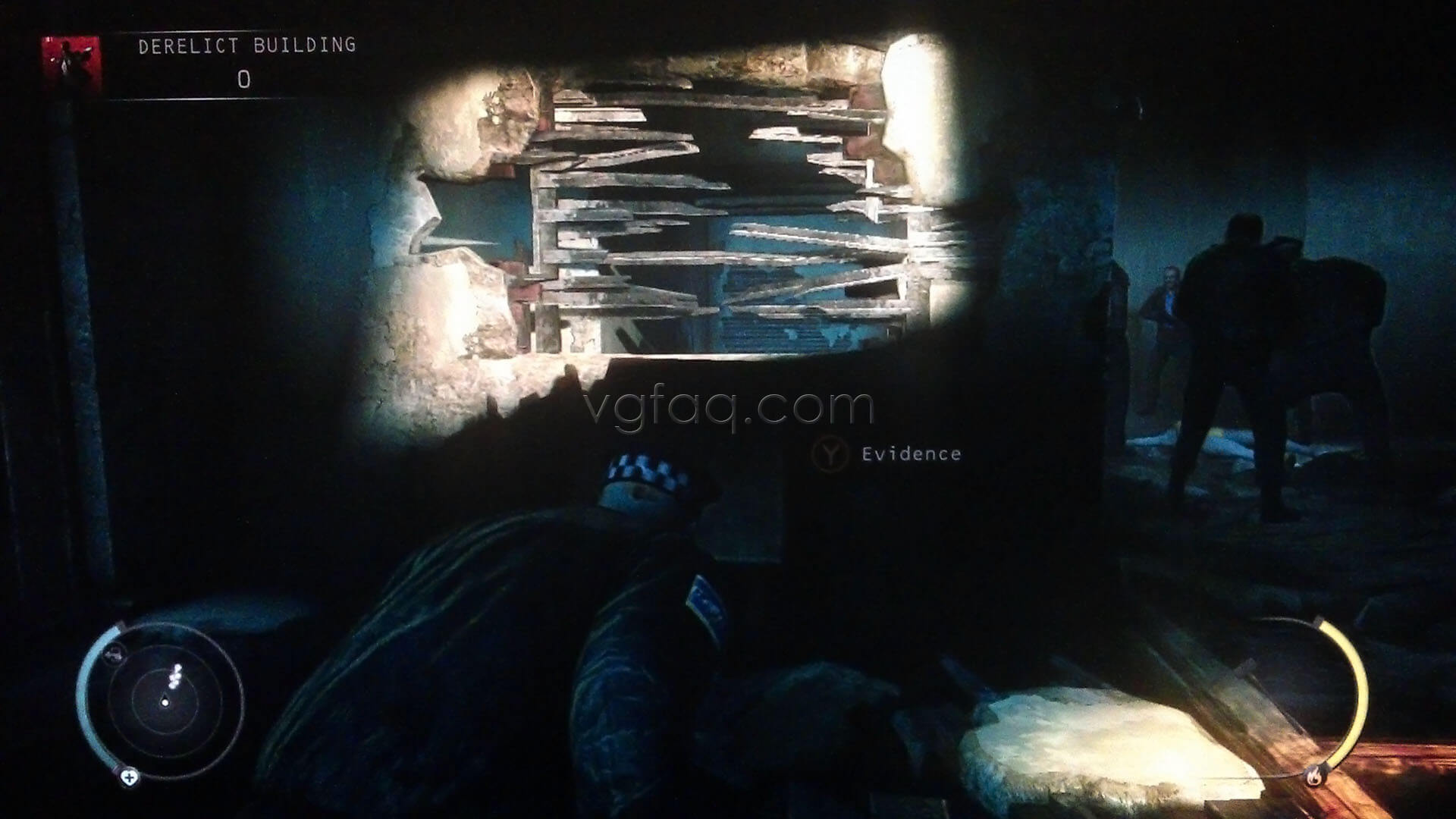 Hitman Absolution Hunter and Hunted Evidence 3 Location
