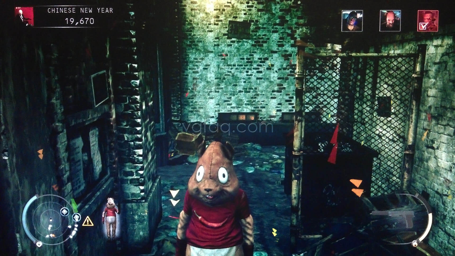 Hitman Absolution Hunter and Hunted Evidence 6 Location