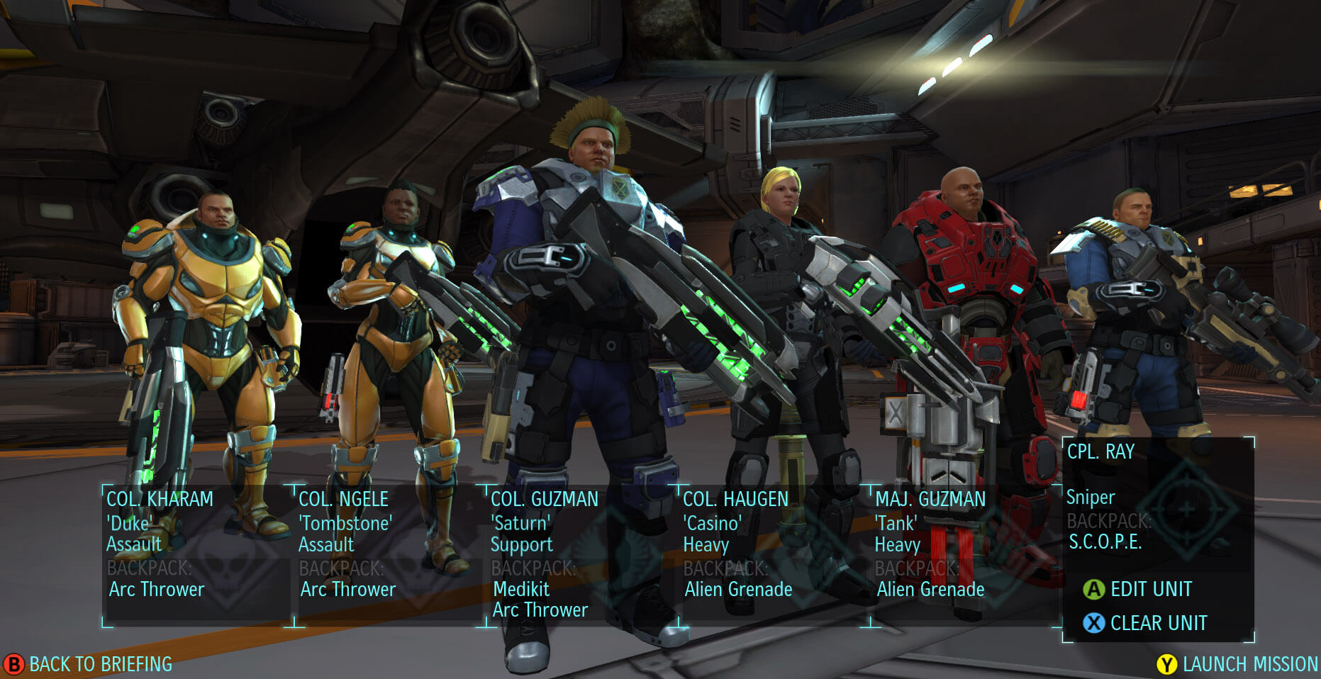 XCOM: Enemy Unknown Cheats and Trainers