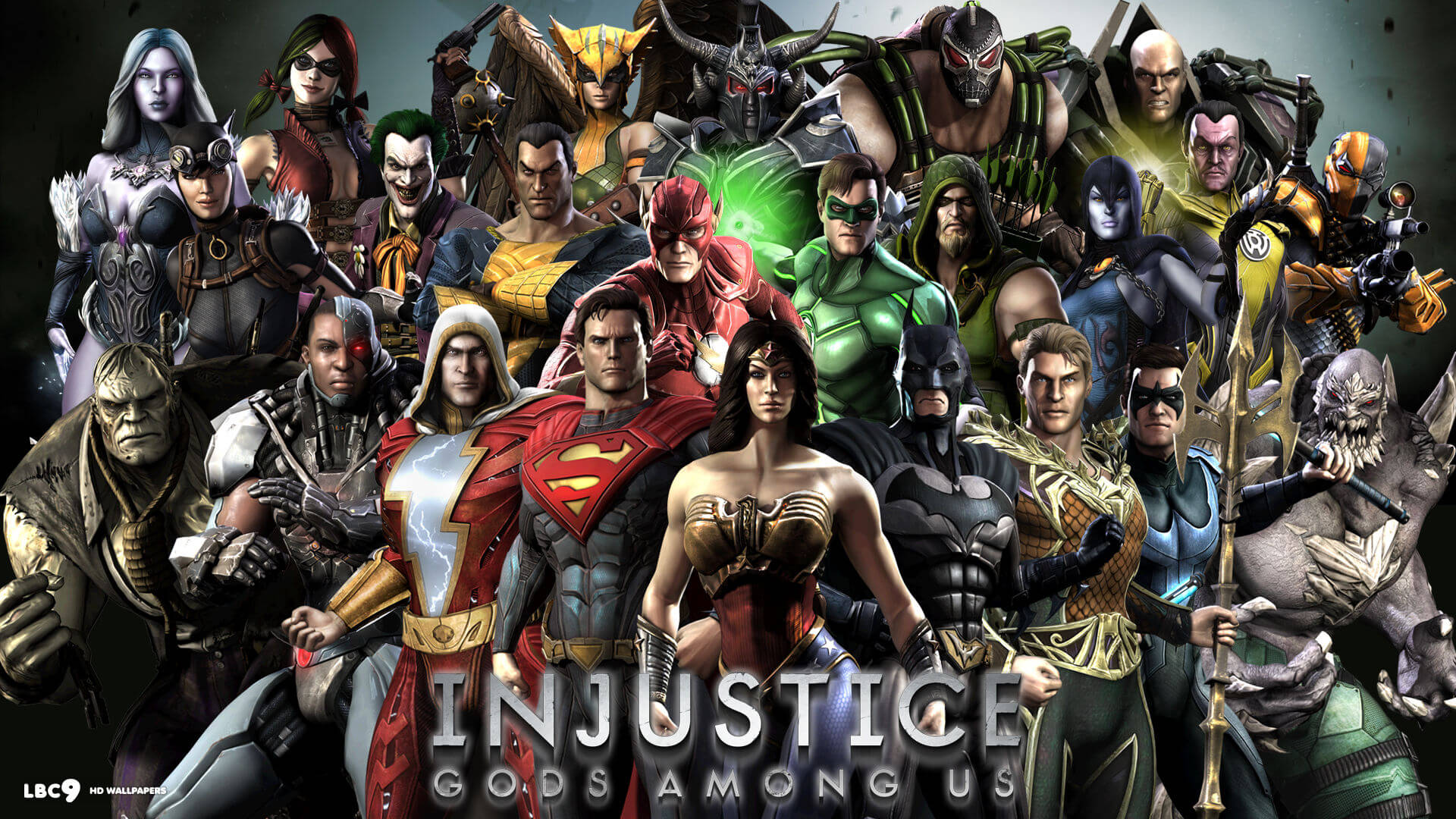 Injustice: Gods Among Us Cheats and Trainers - Video Games