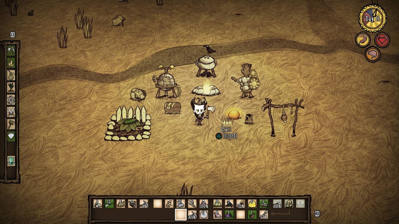 Dont Starve Together Health Food Items