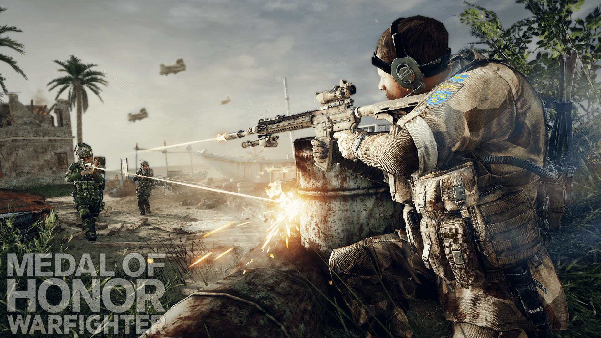 Medal of Honor: Warfighter Cheats and Trainers