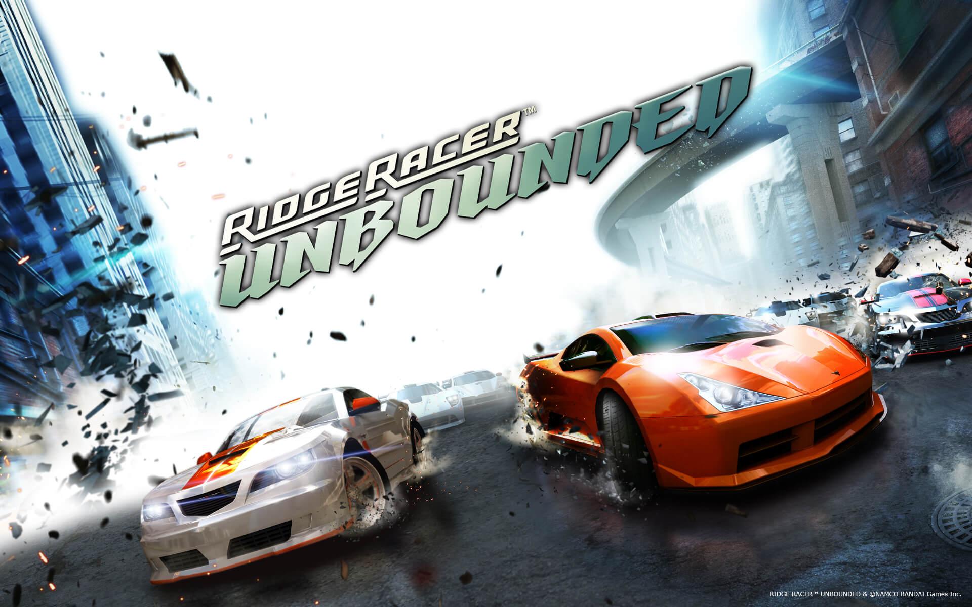 Ridge Racer Unbounded Cheats and Unlocker