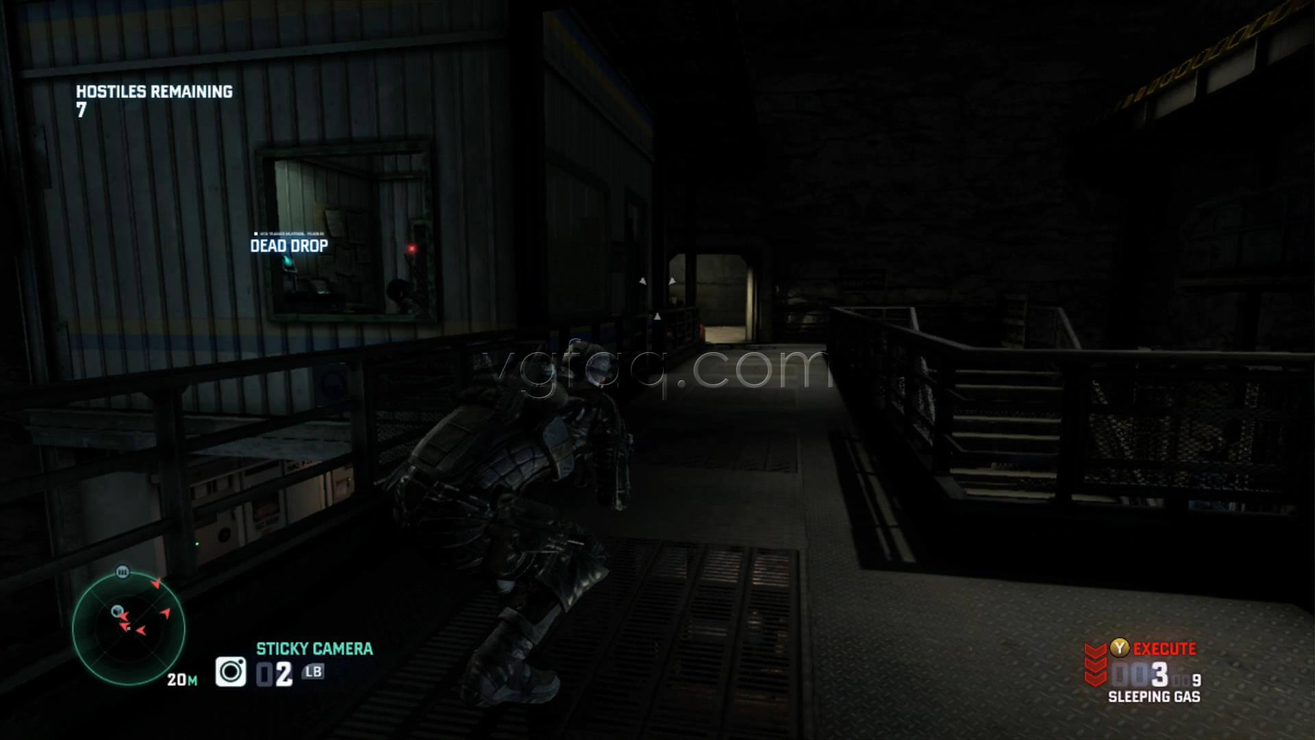 Splinter Cell Blacklist Blood Diamond Mine Dead Drop Location