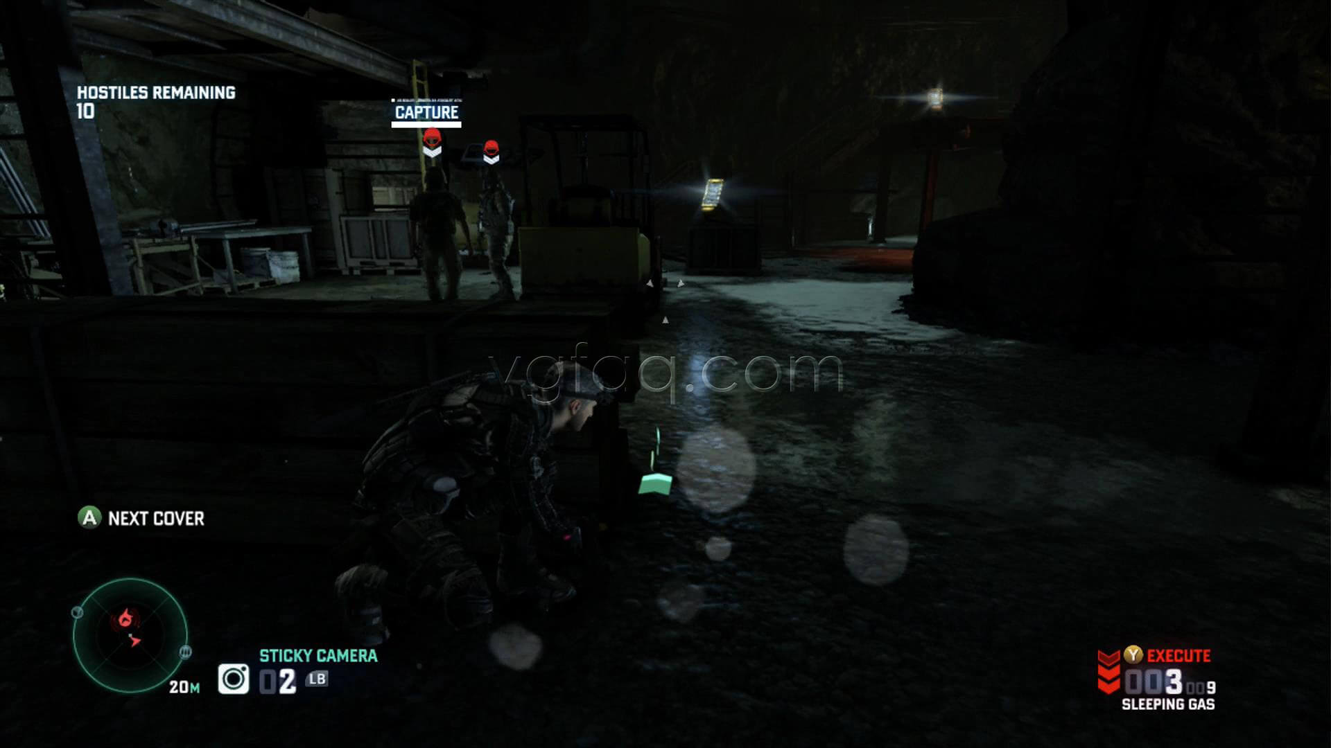Splinter Cell Blacklist Blood Diamond Mine High Value Target Location
