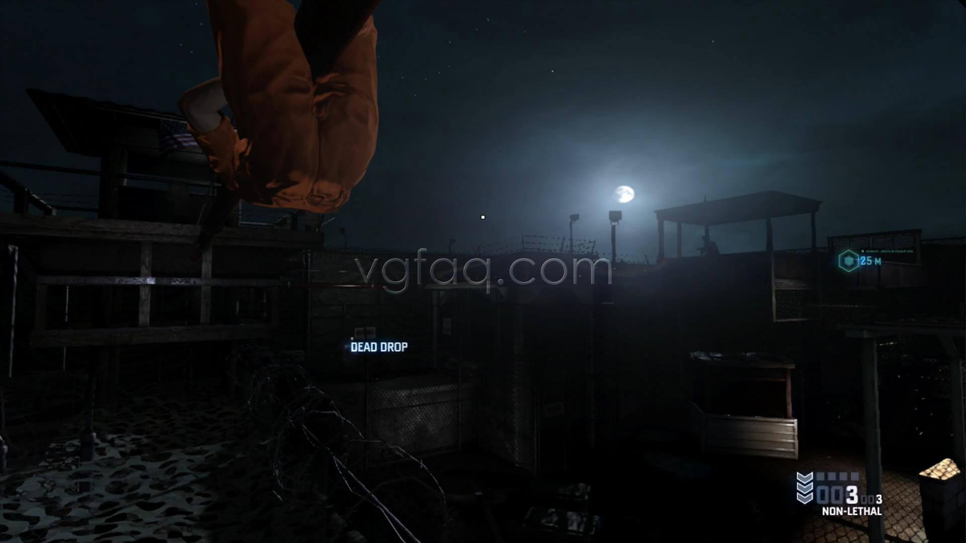 Splinter Cell Blacklist Detention Facility Dead Drop Location
