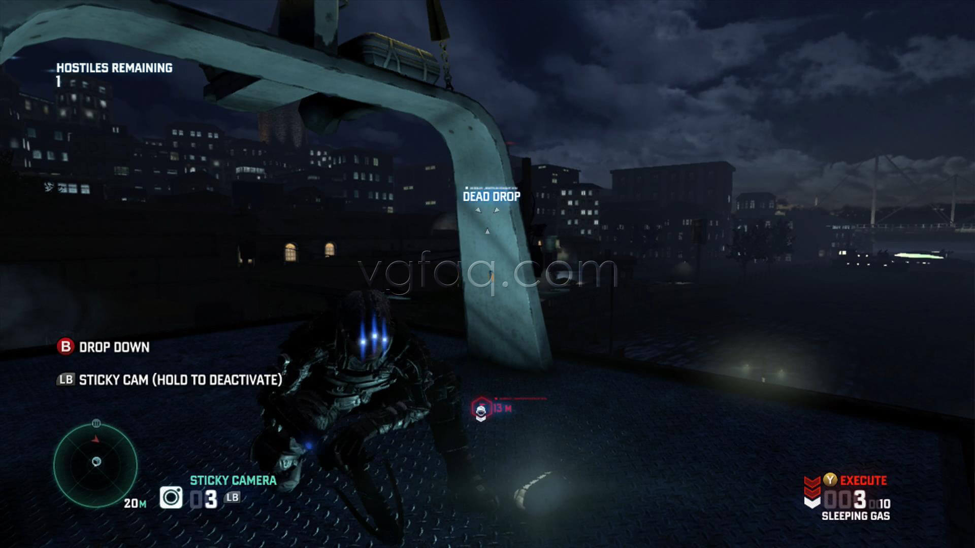 Splinter Cell Blacklist Fish Market Dead Drop Location