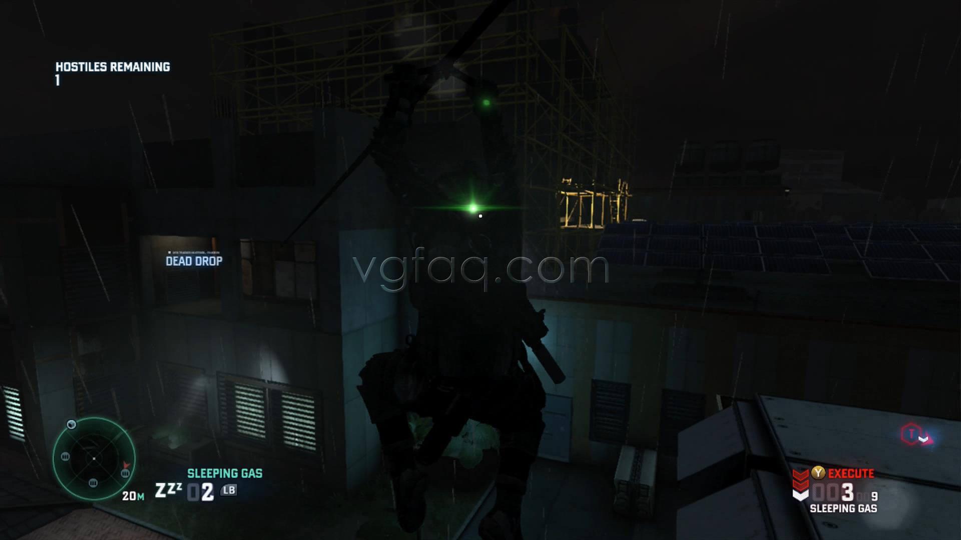 Splinter Cell Blacklist Russian Embassy Dead Drop Location