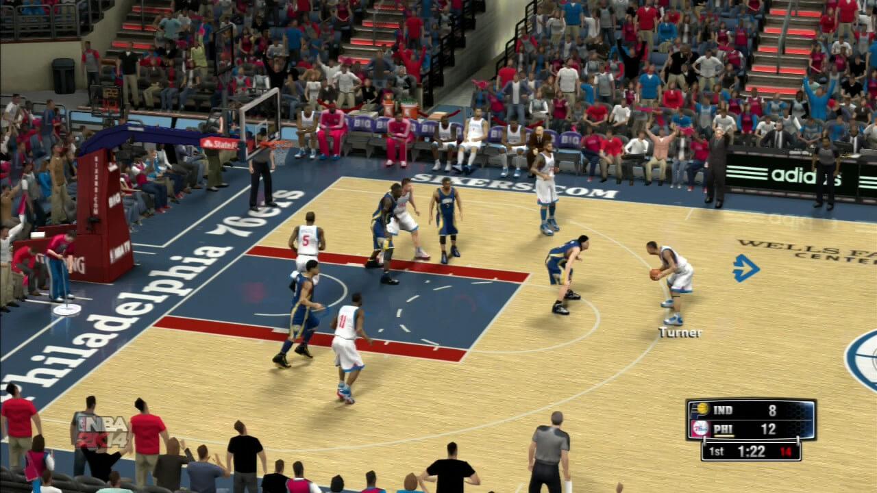 NBA 2K14 Teams List