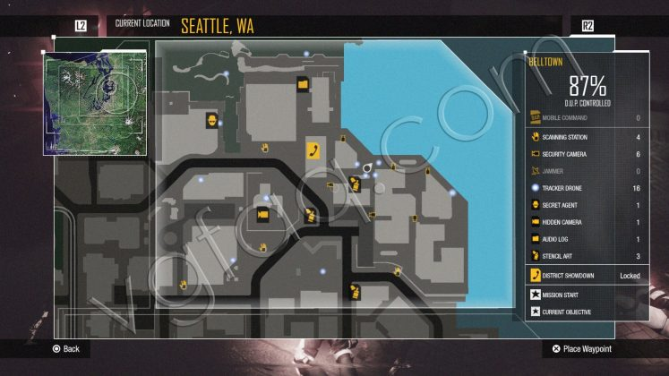 inFamous: Second Son Belltown District