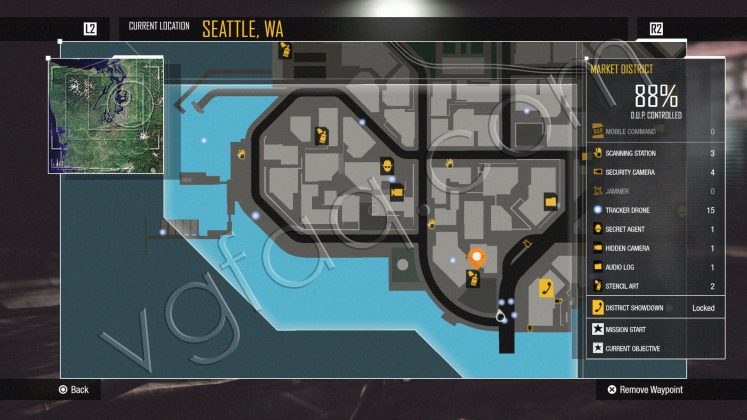 inFamous: Second Son Market District