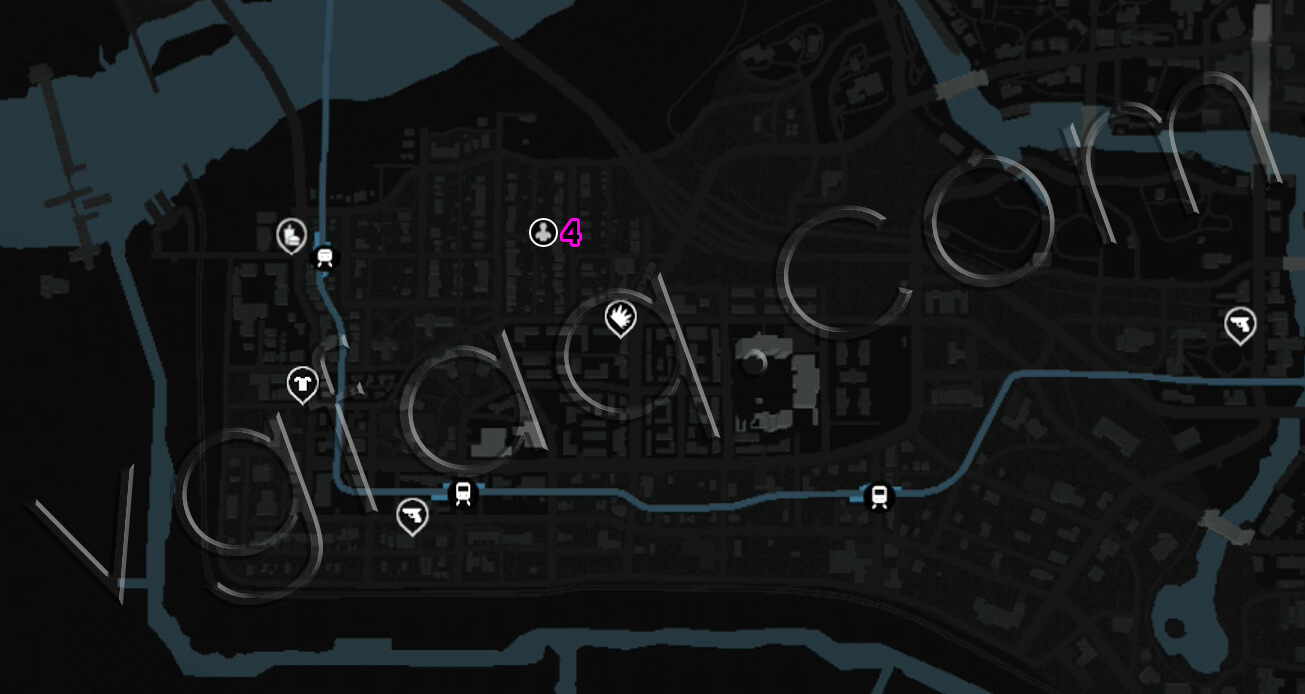 Watch Dogs The Wards Human Traffic Location