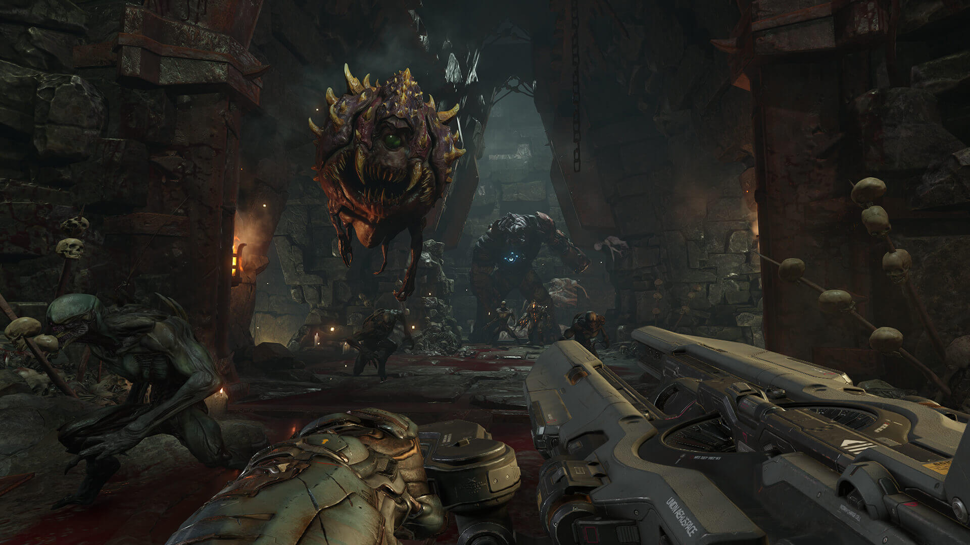 Doom PC Requirements And File Size Revealed
