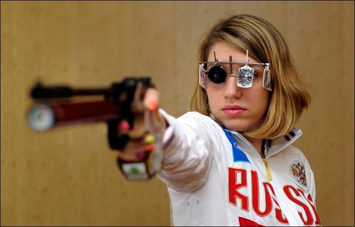 Vitalina Batsarashkina Brings the Witcher to Rio 2016