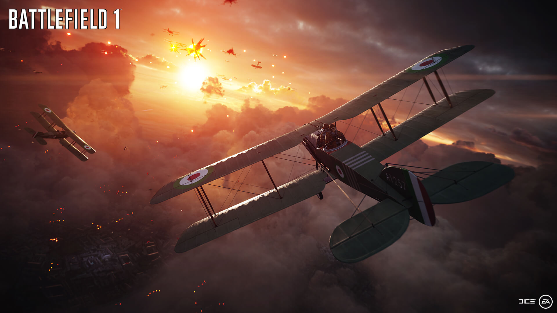 All Battlefield 1 Launch Maps and Modes Announced