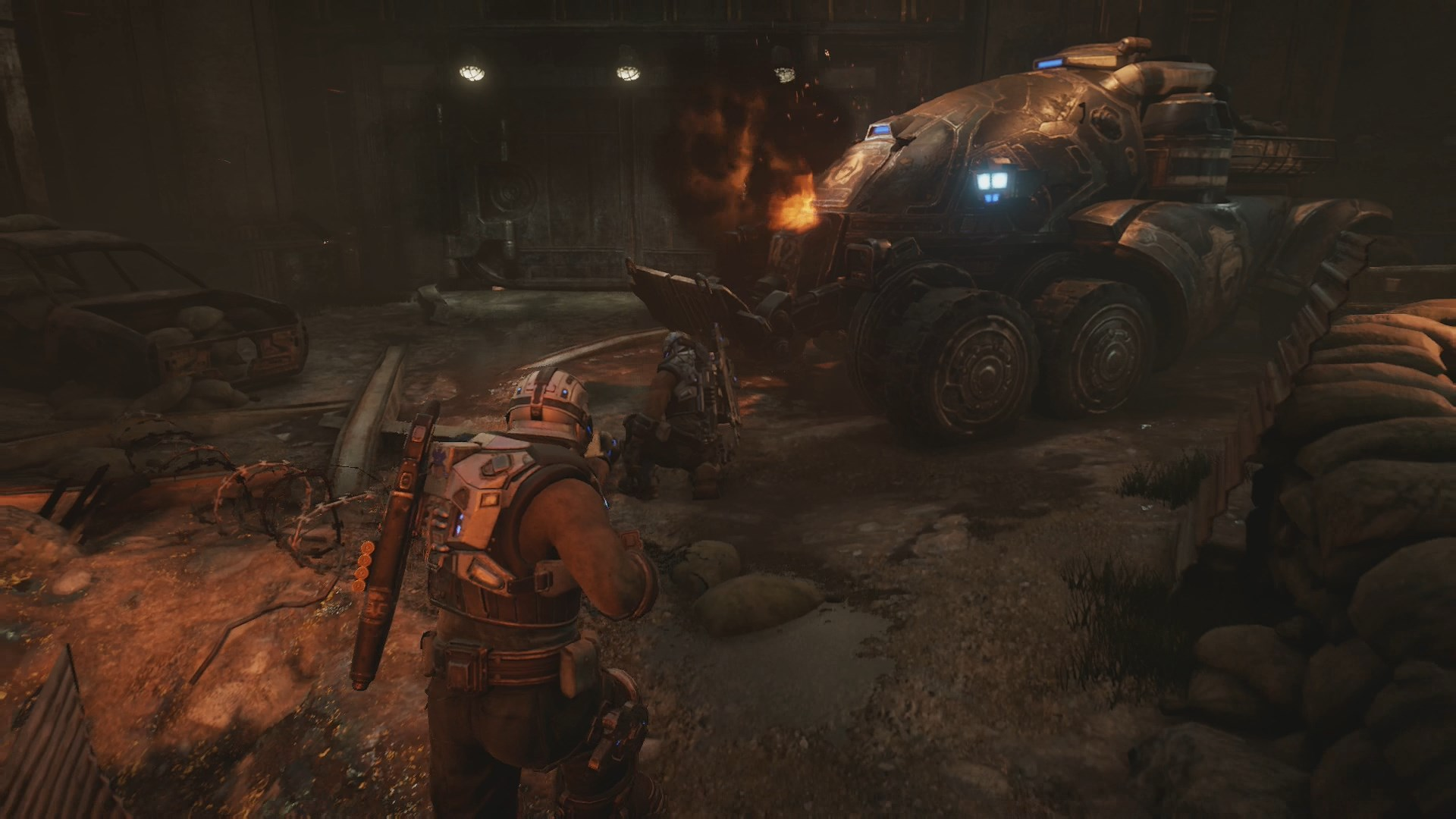 Gears of War 4 Act I Collectible #6