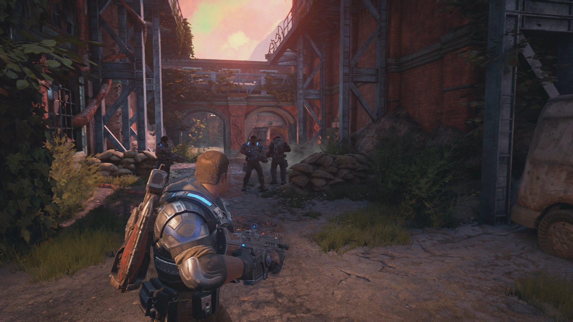 Gears of War 4 Act V Collectible #3
