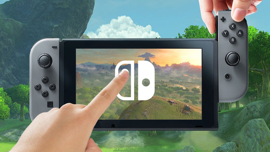 Nintendo Switch Screen Specs and Size Revealed