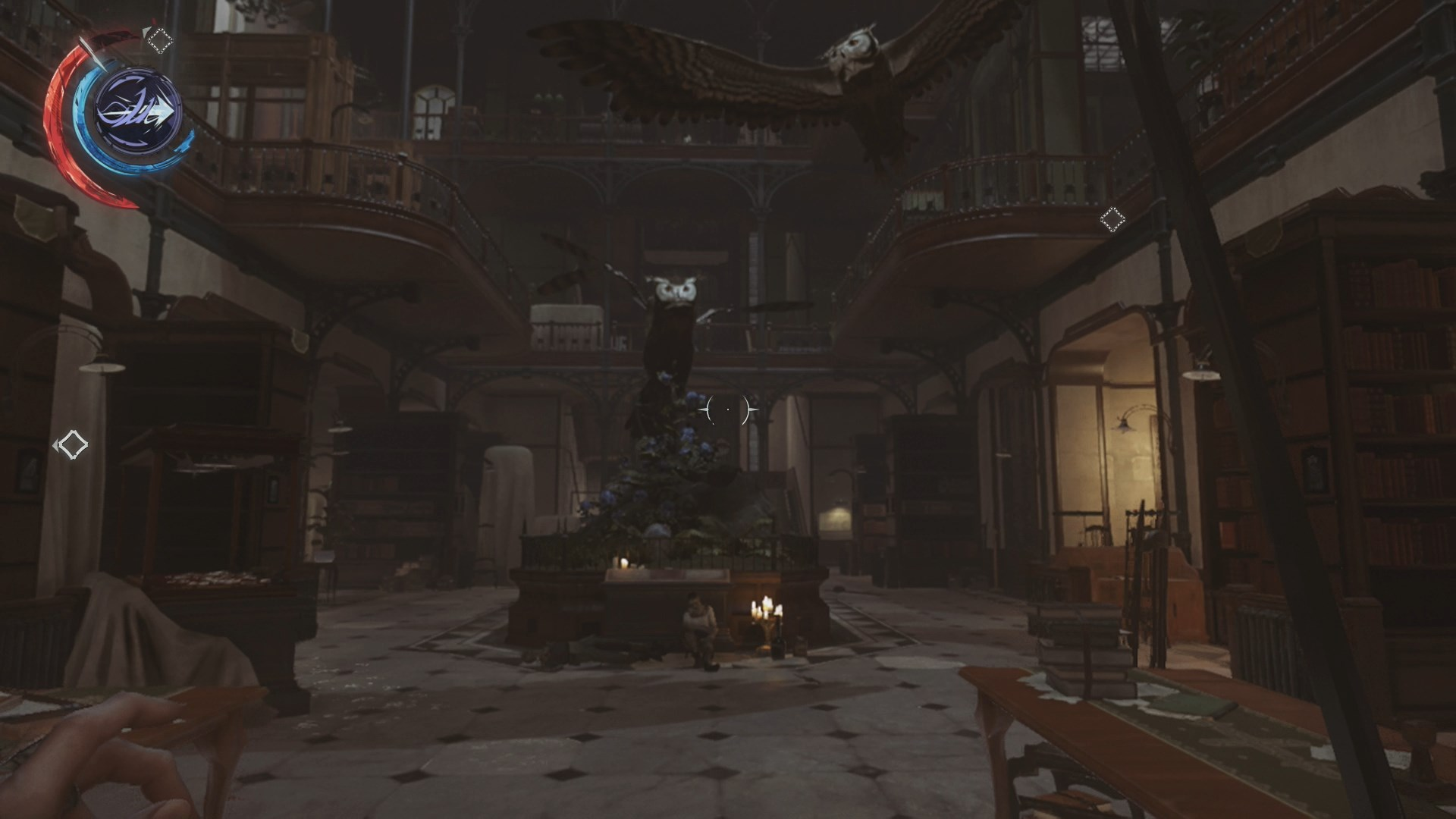 Dishonored 2 Mission 5 Blueprint #2