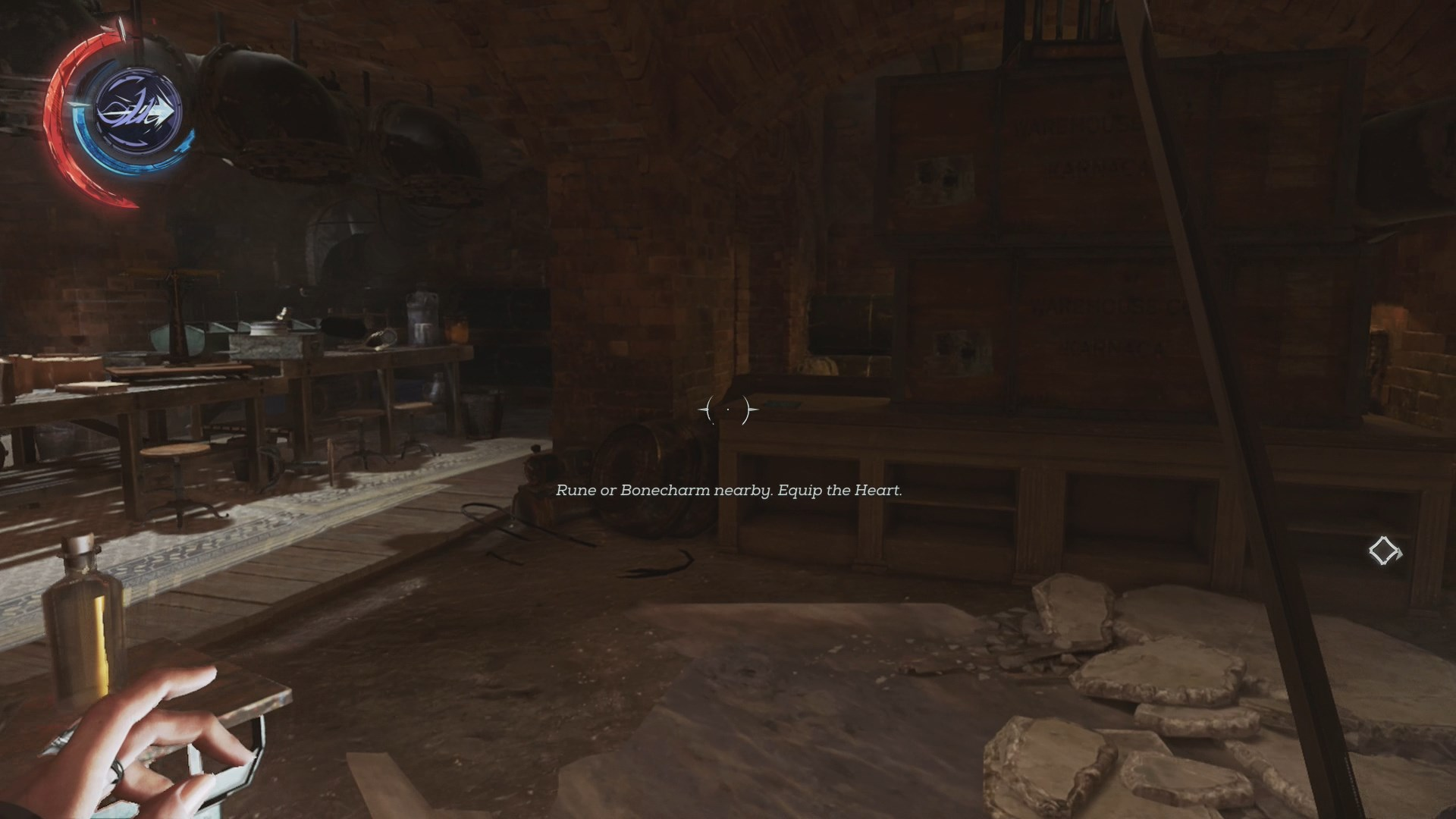 Dishonored 2 Mission 6 Blueprint #2