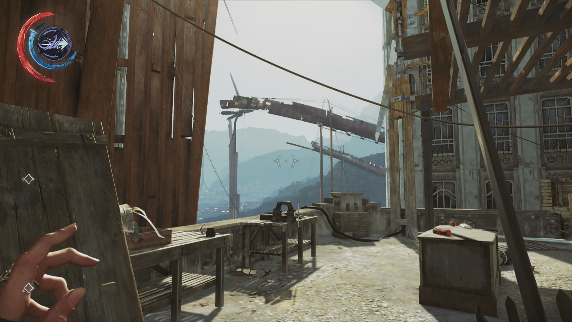 Dishonored 2 Mission 6 Extra Blueprint