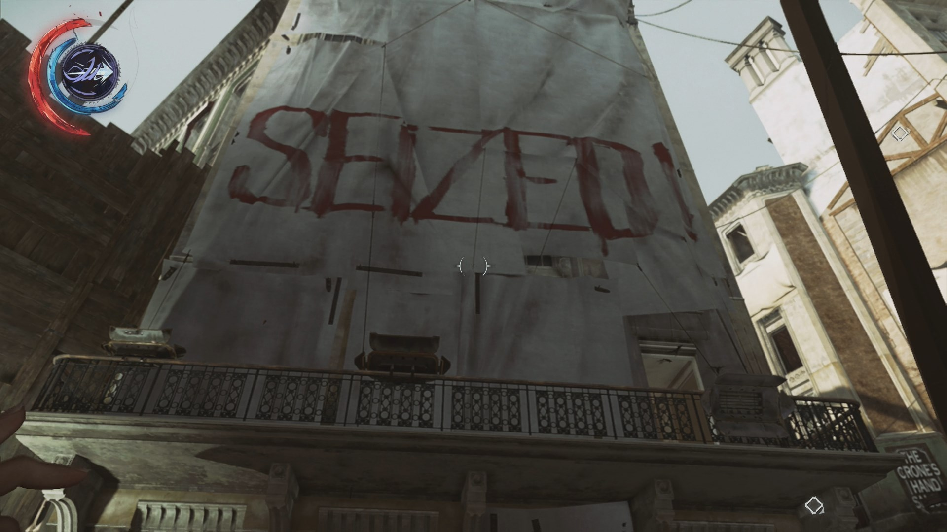Dishonored 2 Mission 6 Rune #2