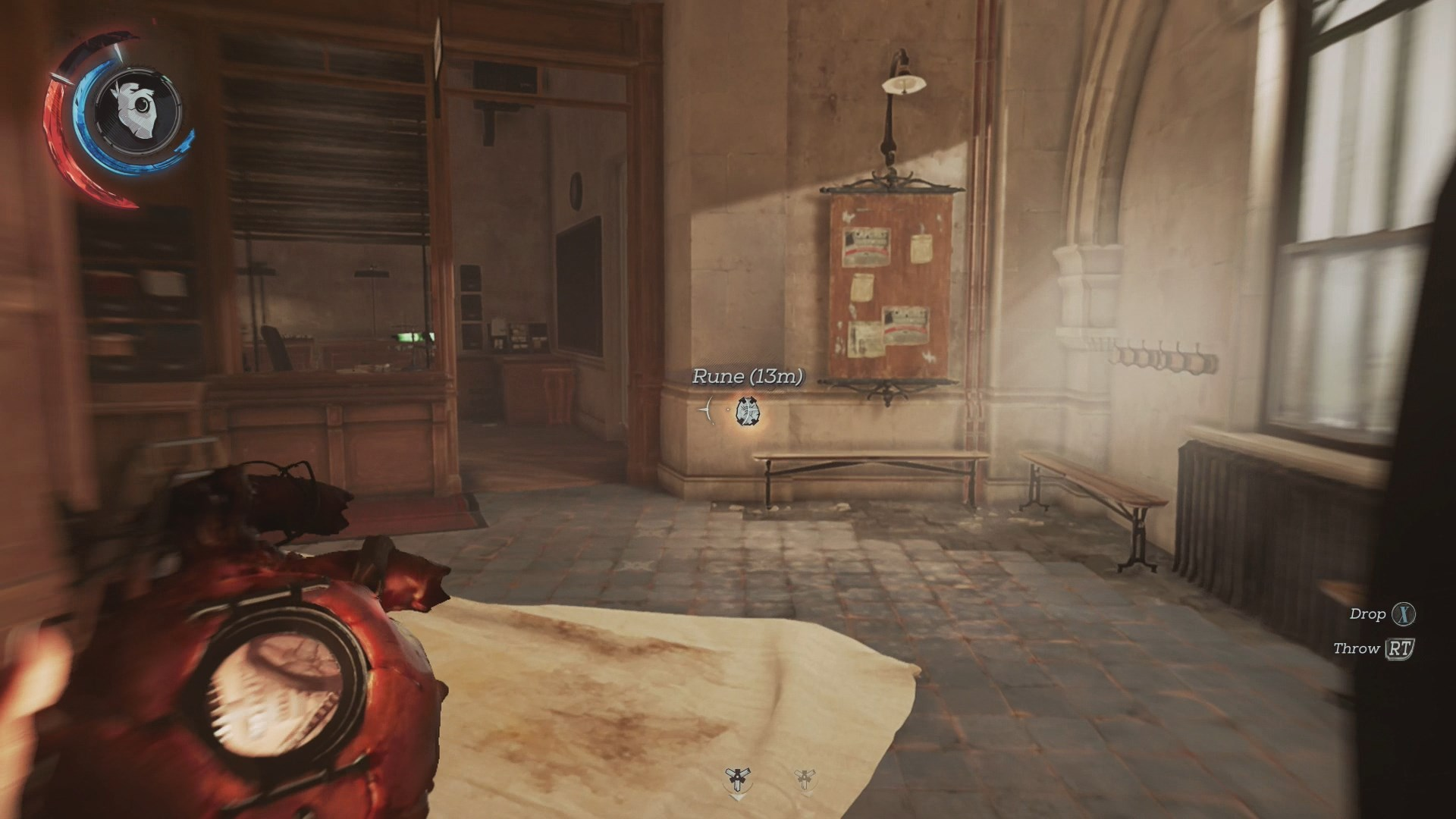 Dishonored 2 Mission 6 Rune #5
