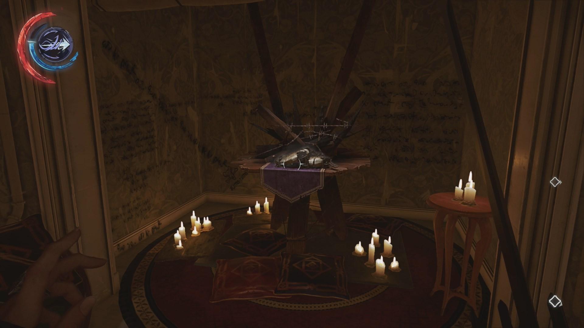 Dishonored 2 Mission 6 Shrine #1