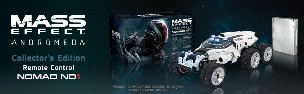 Mass Effect Andromeda Collector's Edition Pre-Orders Now Available
