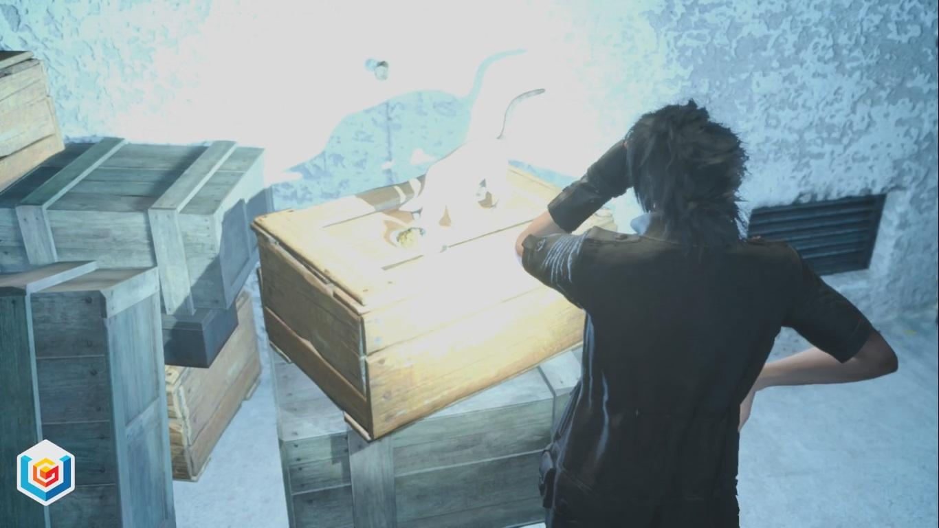Final Fantasy XV A Better Circular Saw Side Quest Walkthrough